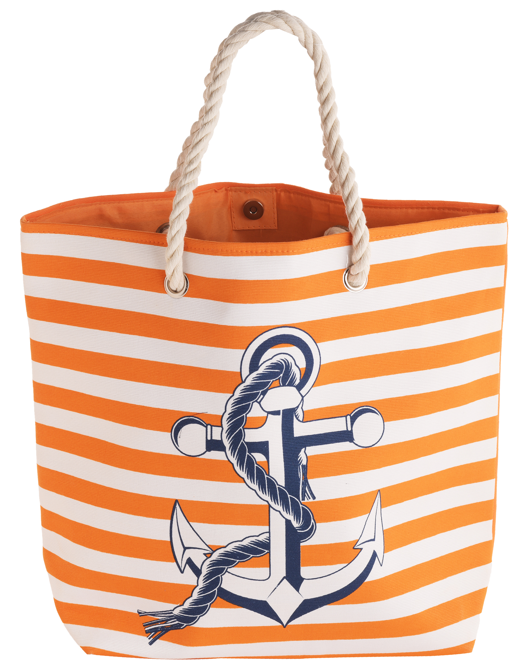 Ladies-Womens-Gorgeous-Lightweight-Beach-Shopper-Towel-Bag-Anchor-Design