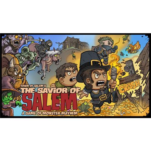 Details about Town of Salem: The Savior Of Salem - Brand New & Sealed