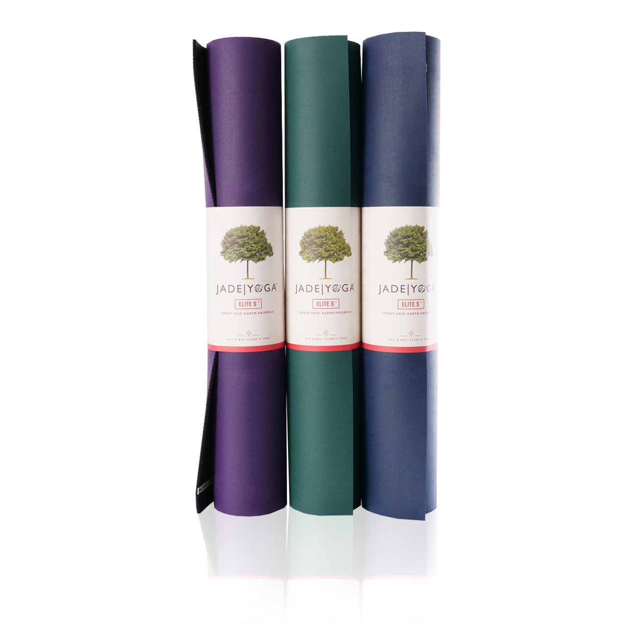 Jade Yoga Elite S 71 Quot Inch Exercise Fitness Eco Yoga Mat