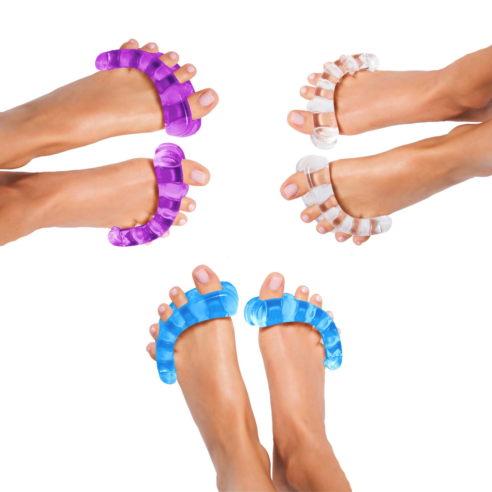Yogatoes The Original Toe Stretcher Straightener Bunion