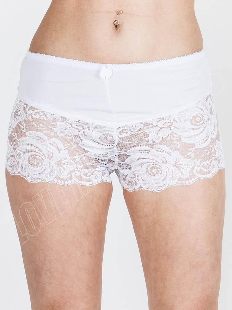 Woman White Stuff On Underwear 22