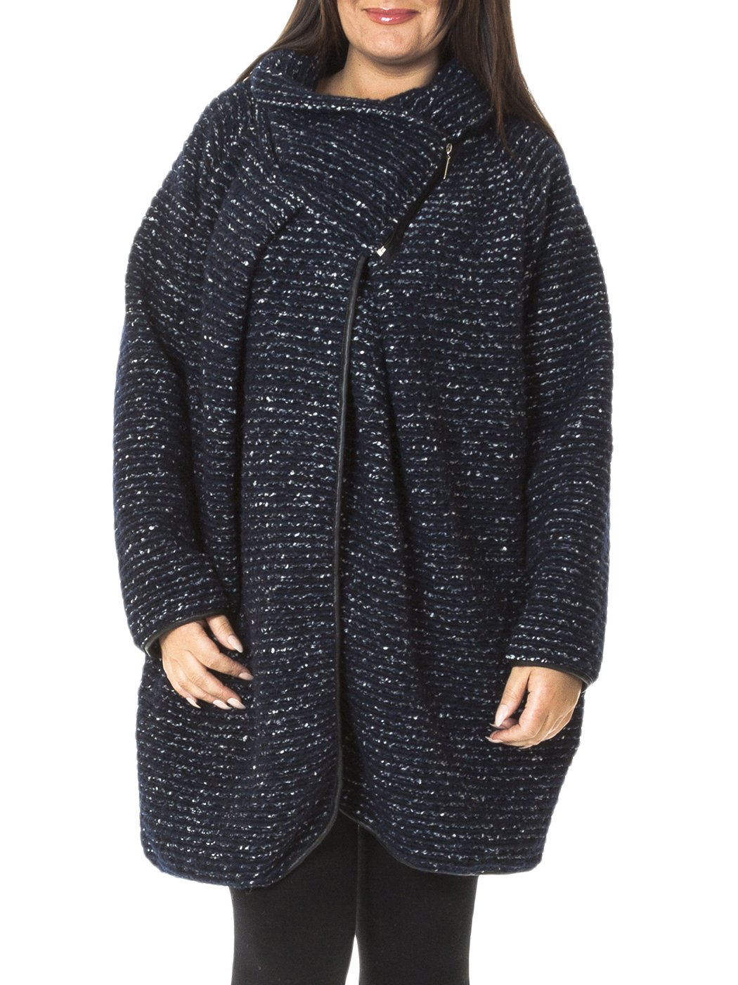 Knitted coats for women