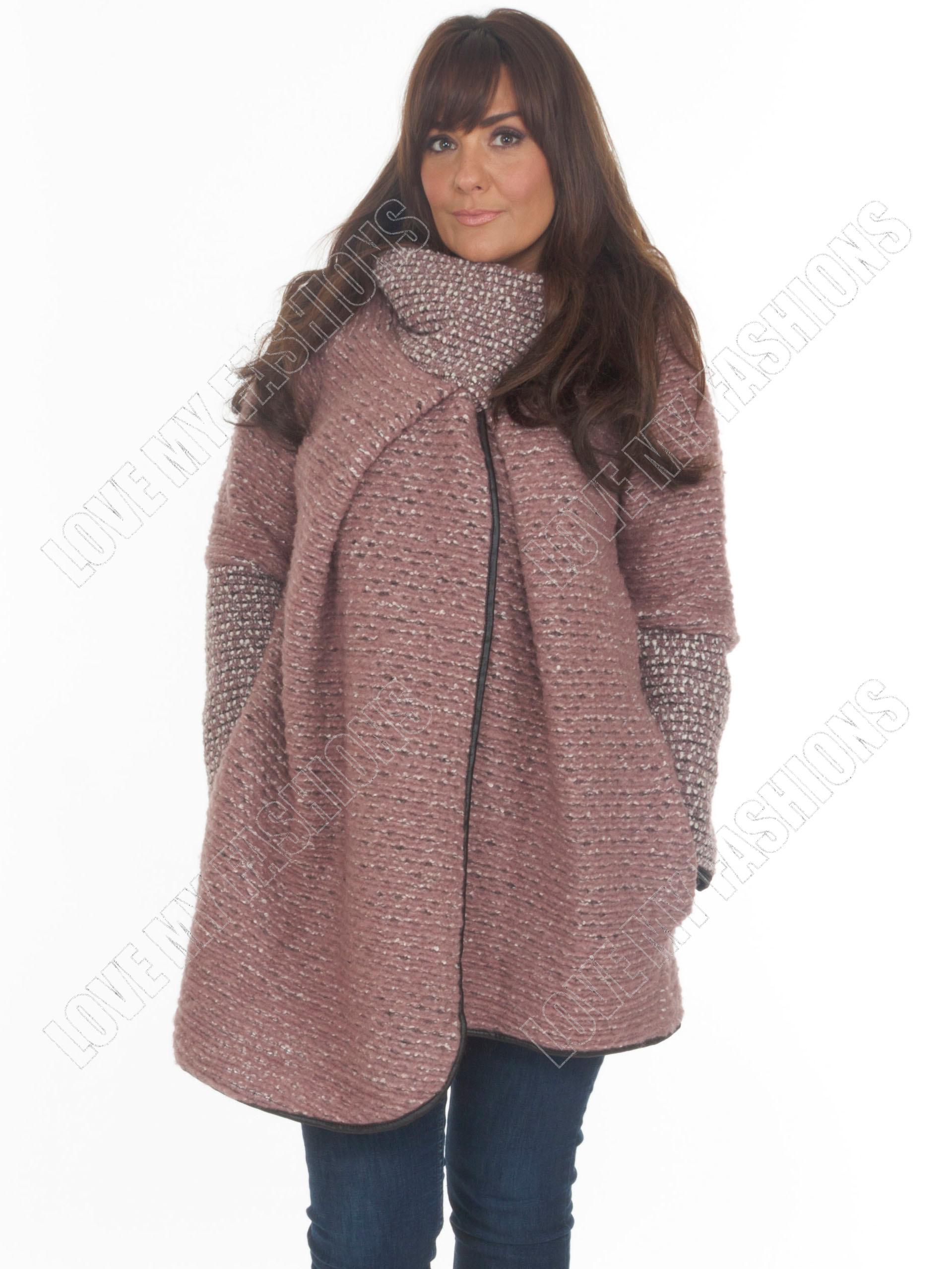 Cape coats for women