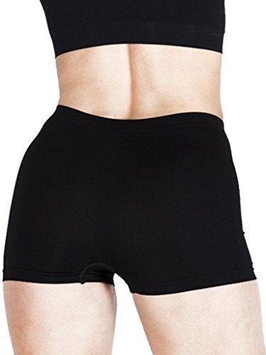 Womens-Boxer-Boy-Shorts-Hot-Pants-Underwear-Boxers-Size-8-10-12-14-16-18-20-22-L