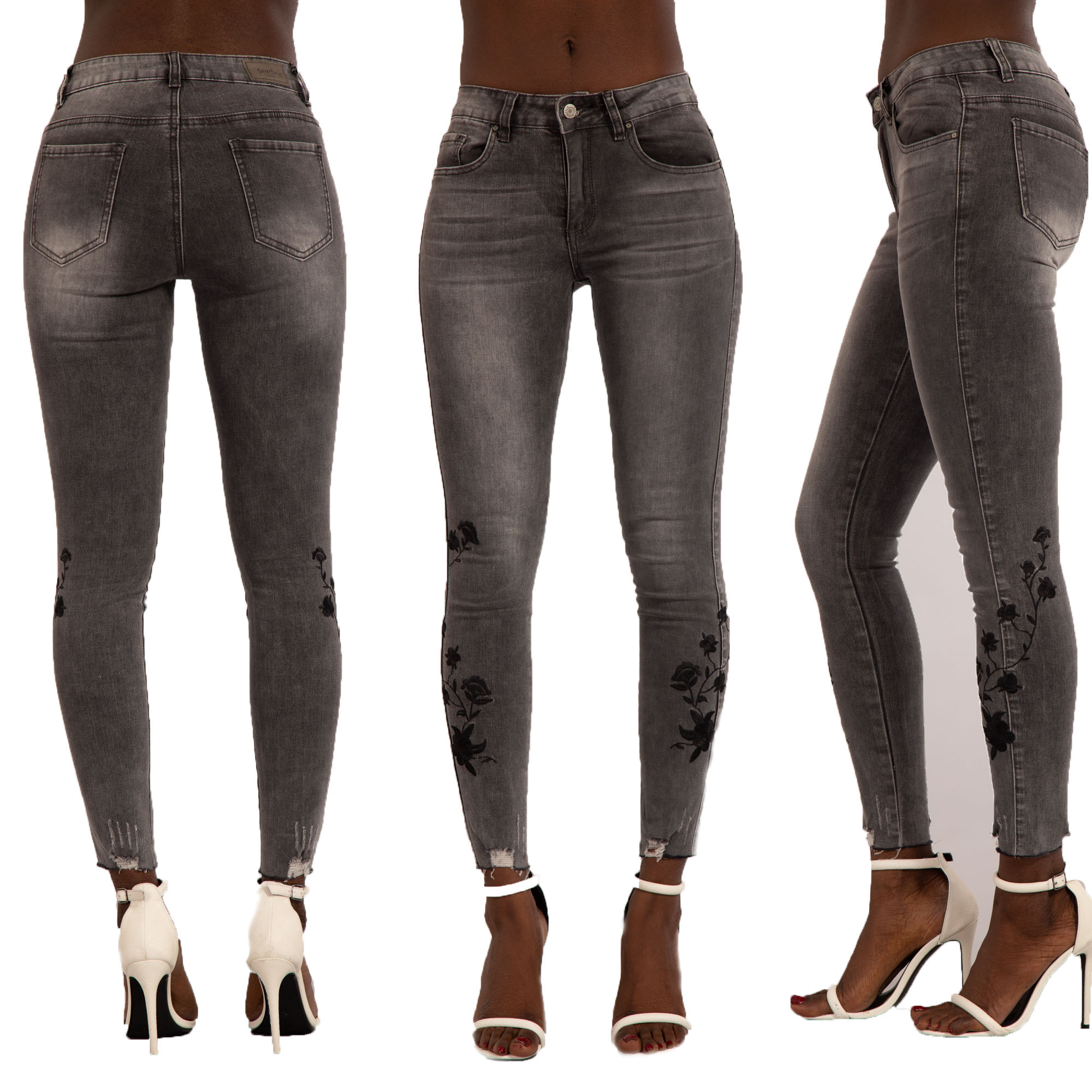 UK Womens Skinny Solid Stretch Shorts Ladies Summer Trousers Hot Pants Size 6-24