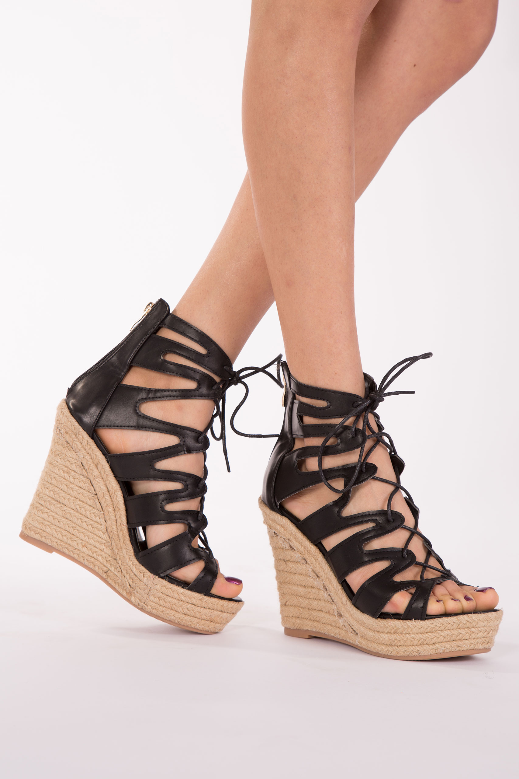 Rev up your look with the sexy styles available at Sinful Shoes. With a wide variety of white-hot high heels, boots, pumps, sandals and more, we have the perfect footwear for any occasion.