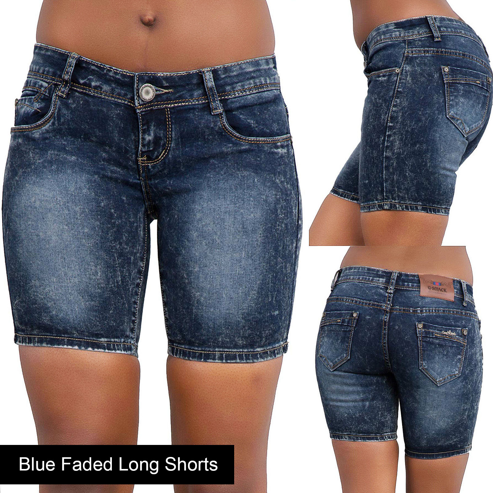 Find great deals on eBay for dark blue denim shorts. Shop with confidence.