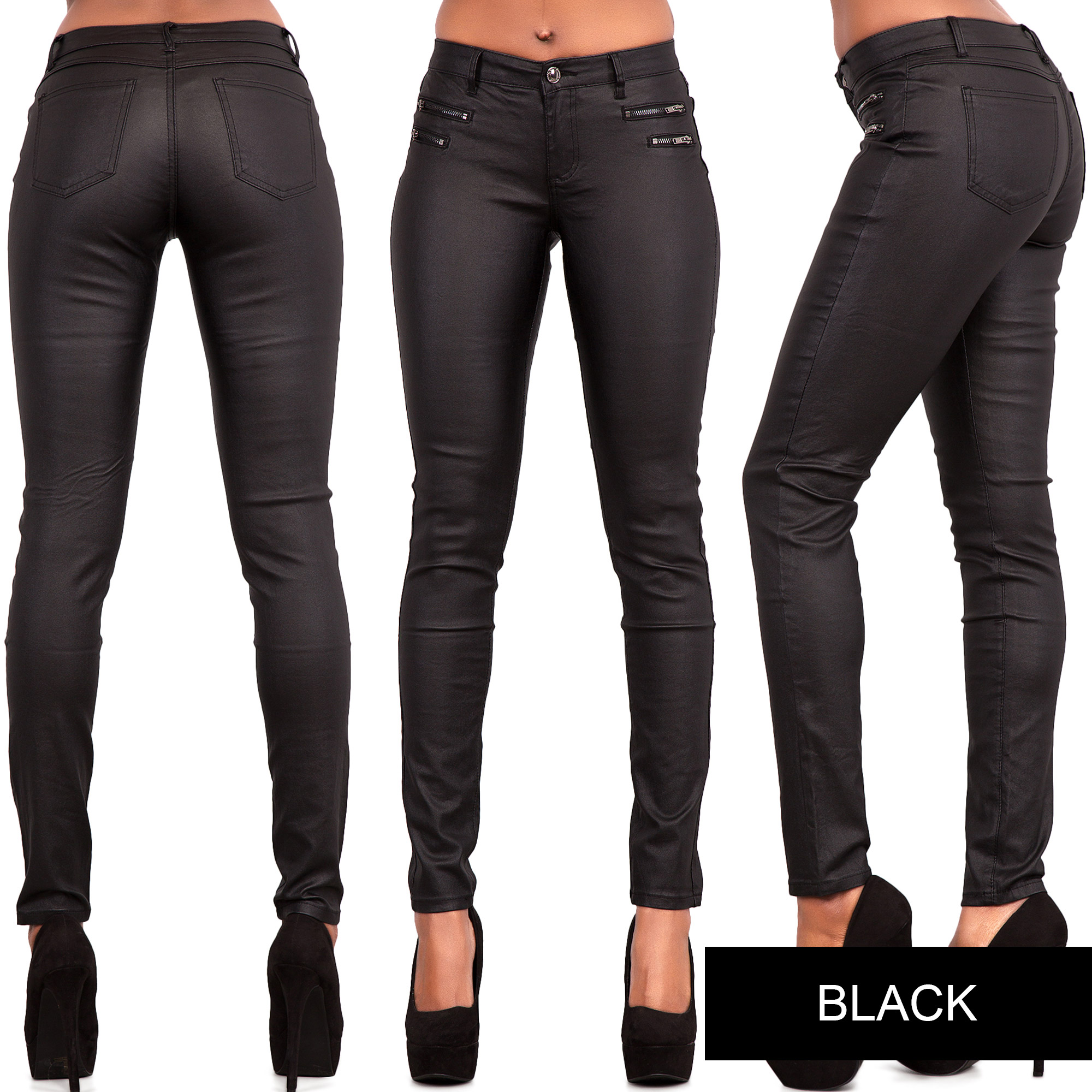Slim Fit Jeans Womens