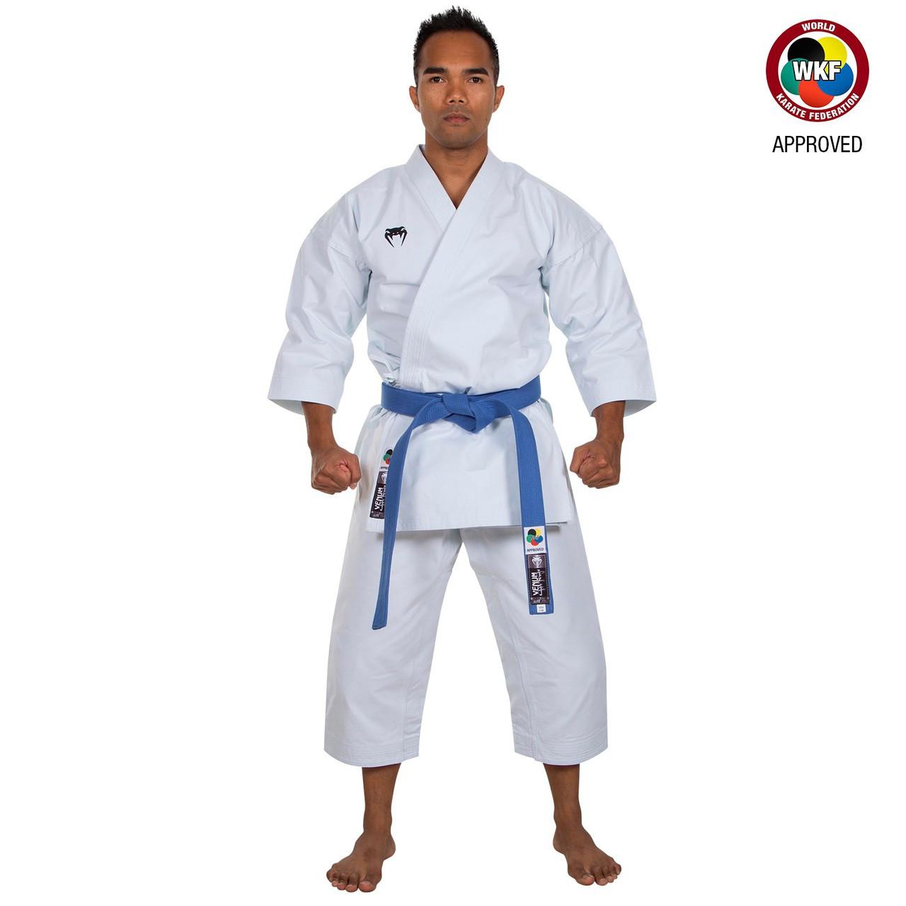 KO Adult 15oz Gold Tournament Japanese Cut Kata Karate Gi Suit Unisex