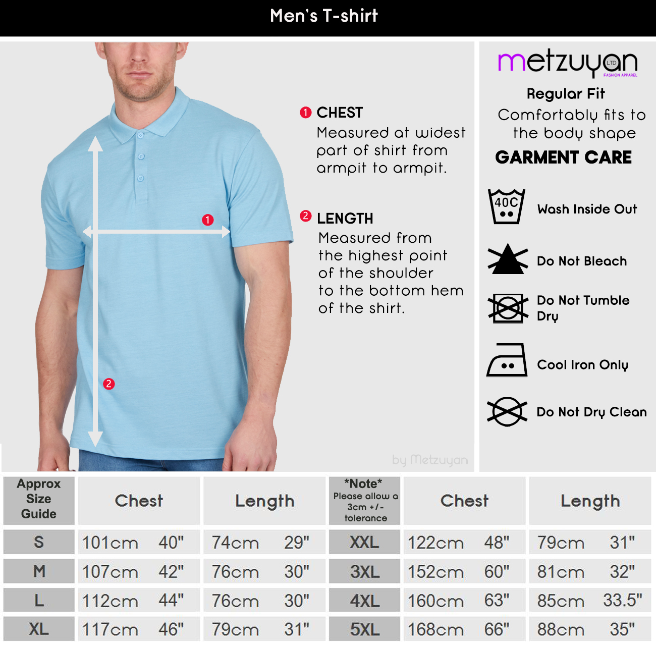 Mens-Classic-Polo-Top-Plus-Size-T-Shirt-Plain-Shirt-Big-And-Tall-Short-Sleeve thumbnail 52