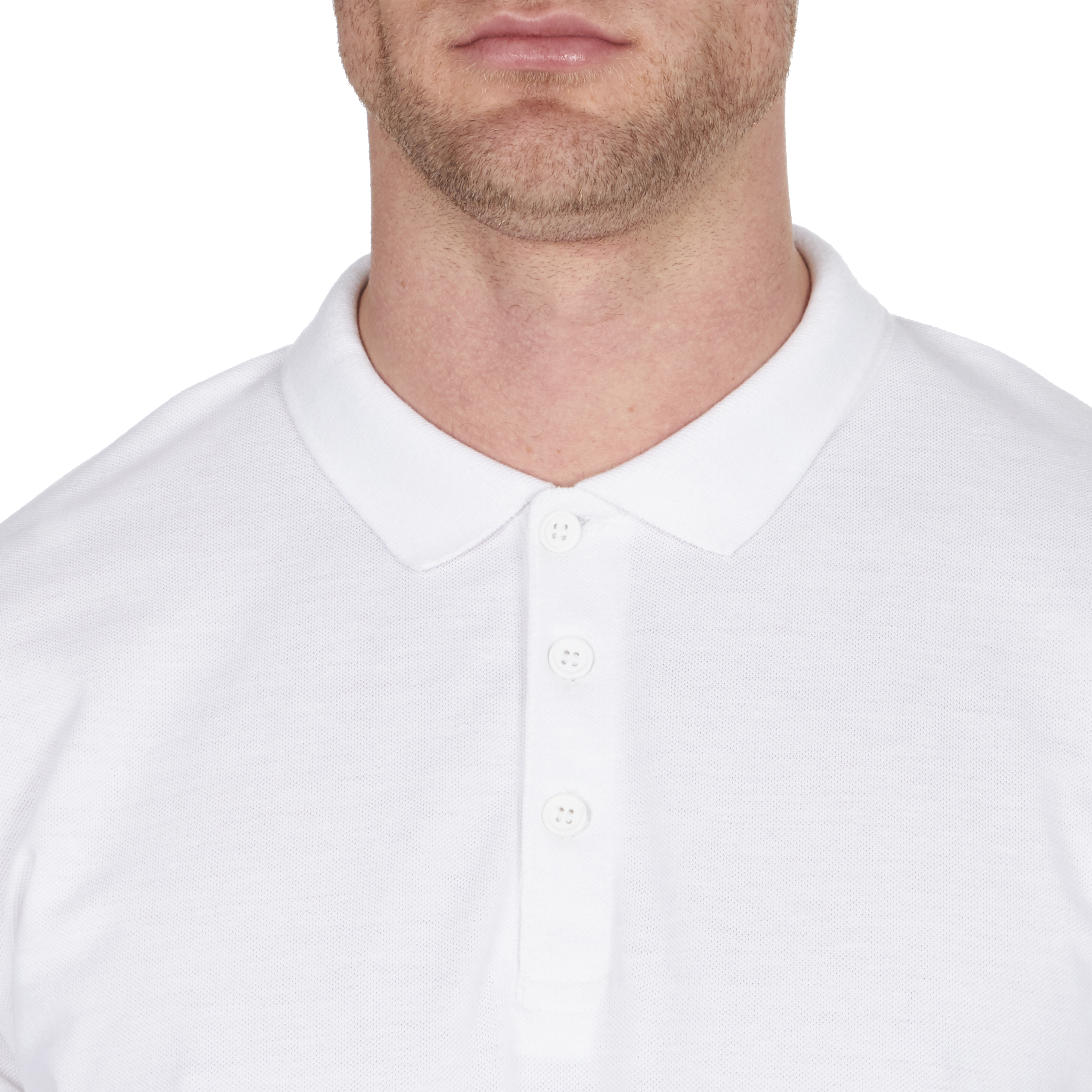 Mens-Classic-Polo-Top-Plus-Size-T-Shirt-Plain-Shirt-Big-And-Tall-Short-Sleeve thumbnail 36