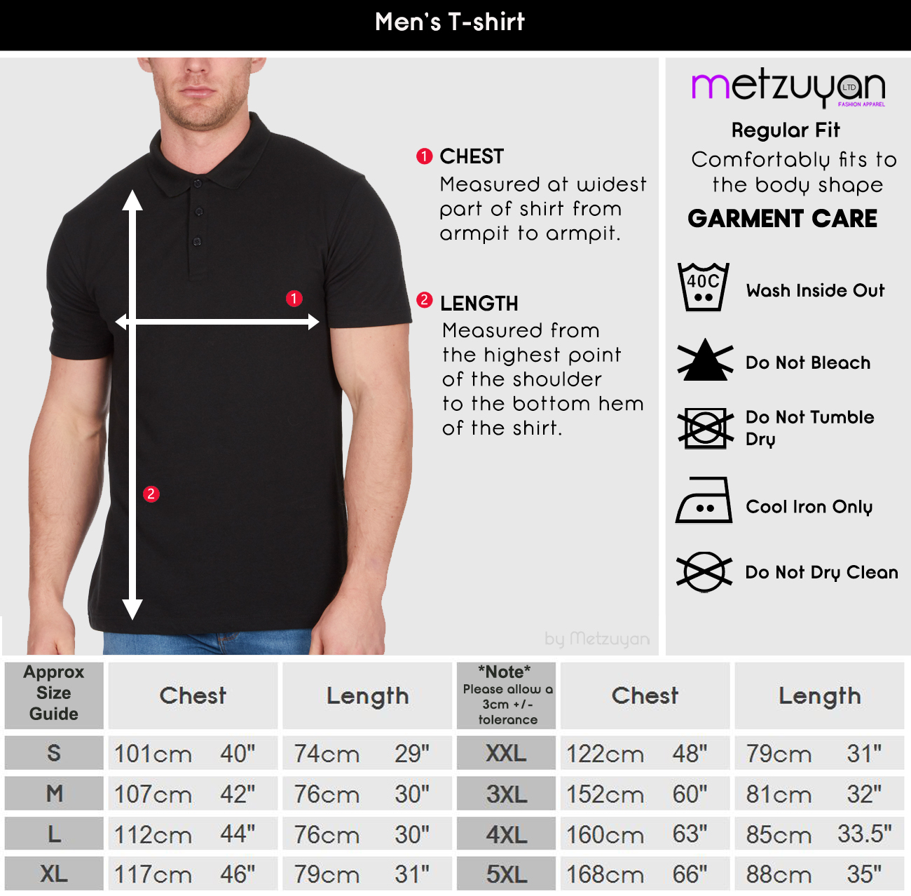 Mens-Classic-Polo-Top-Plus-Size-T-Shirt-Plain-Shirt-Big-And-Tall-Short-Sleeve thumbnail 6