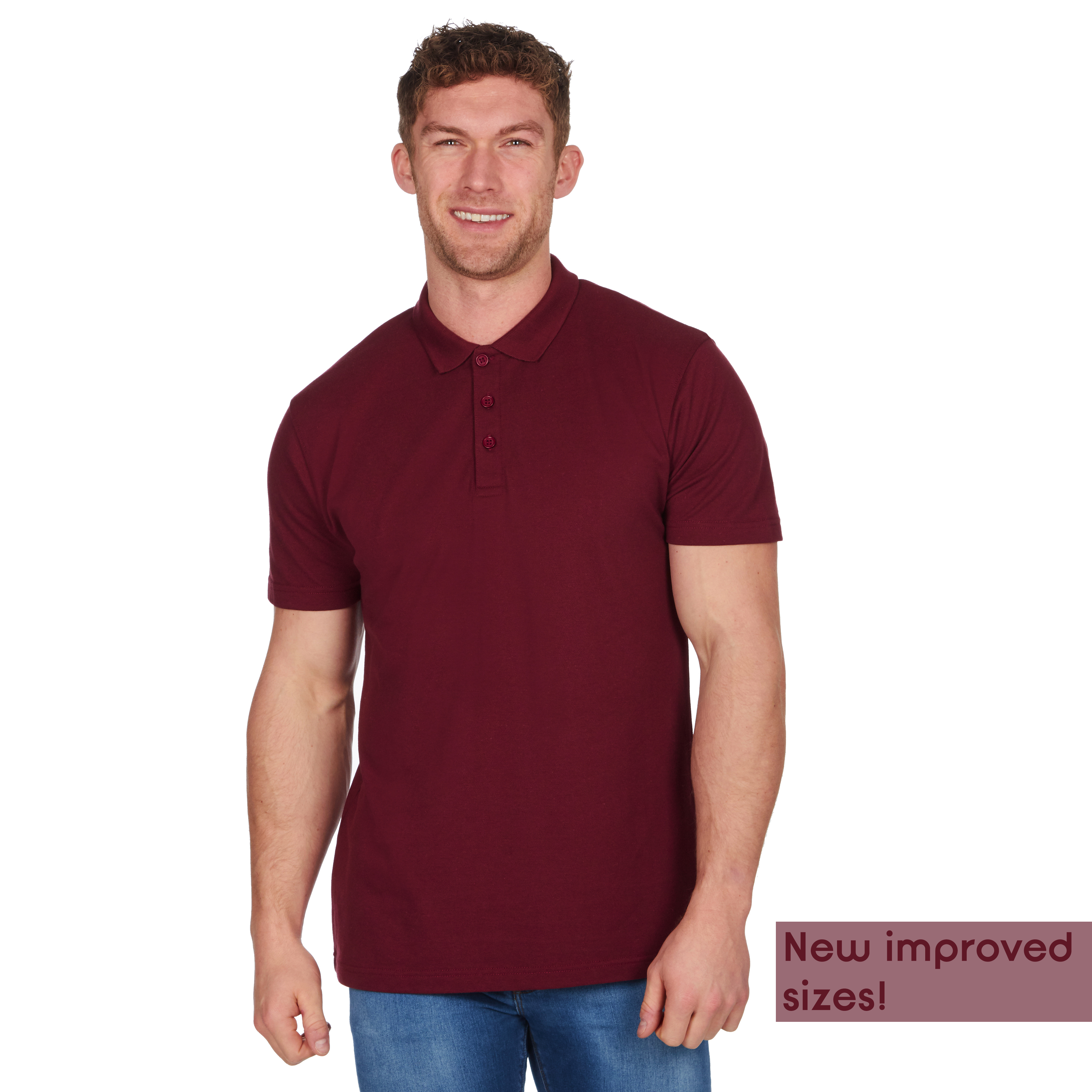 Mens-Classic-Polo-Top-Plus-Size-T-Shirt-Plain-Shirt-Big-And-Tall-Short-Sleeve thumbnail 39