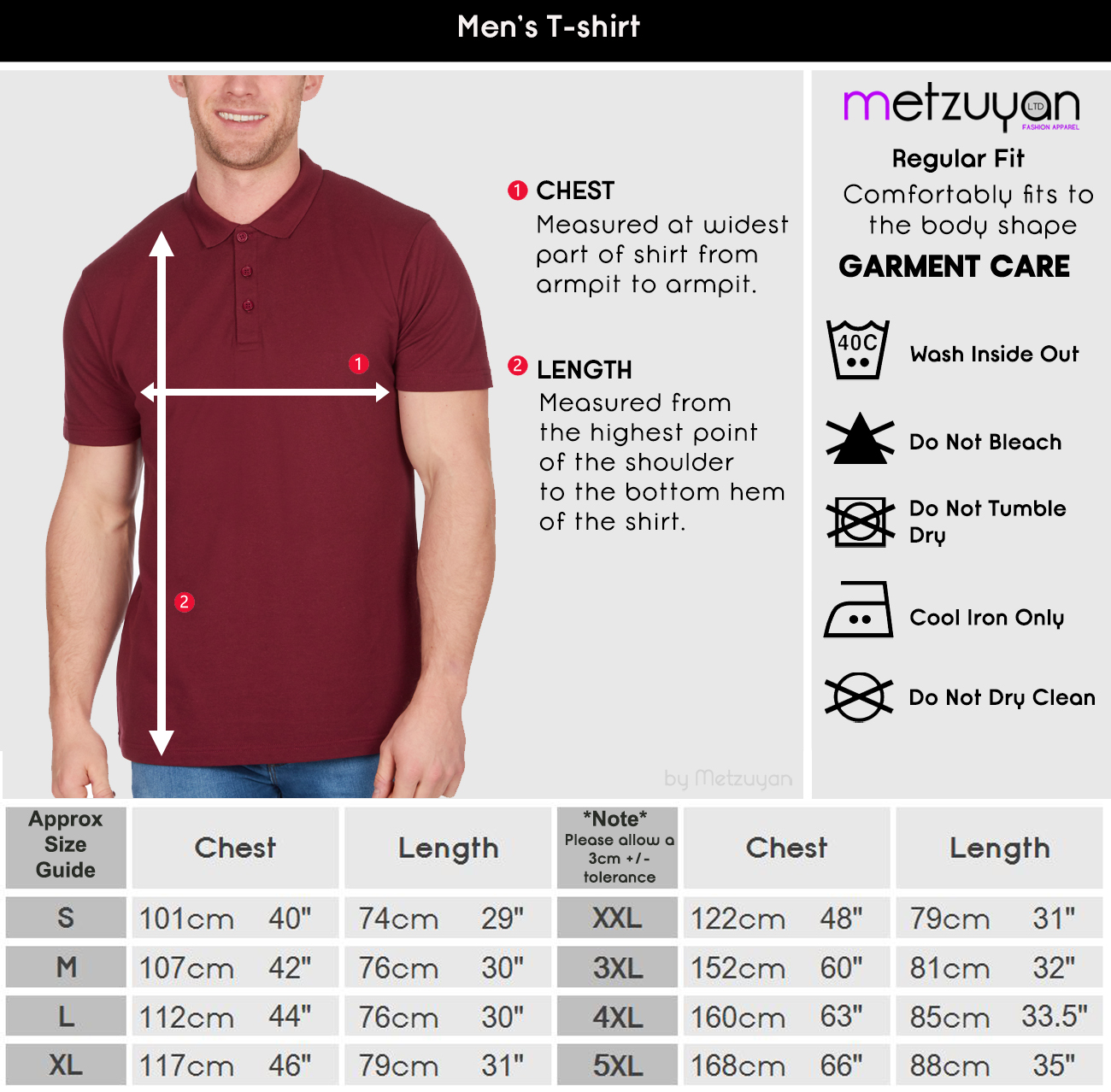 Mens-Classic-Polo-Top-Plus-Size-T-Shirt-Plain-Shirt-Big-And-Tall-Short-Sleeve thumbnail 42