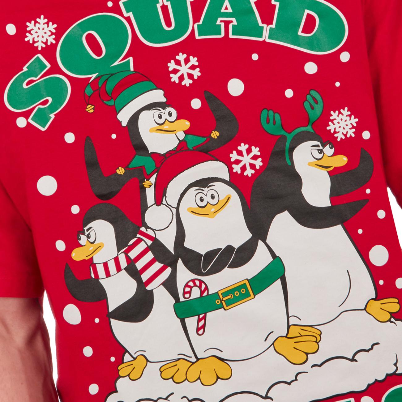 Para-hombres-Camiseta-De-Impresion-De-La-Novedad-De-Navidad-Top-Gracioso-Grosero-explicito-Broma miniatura 8