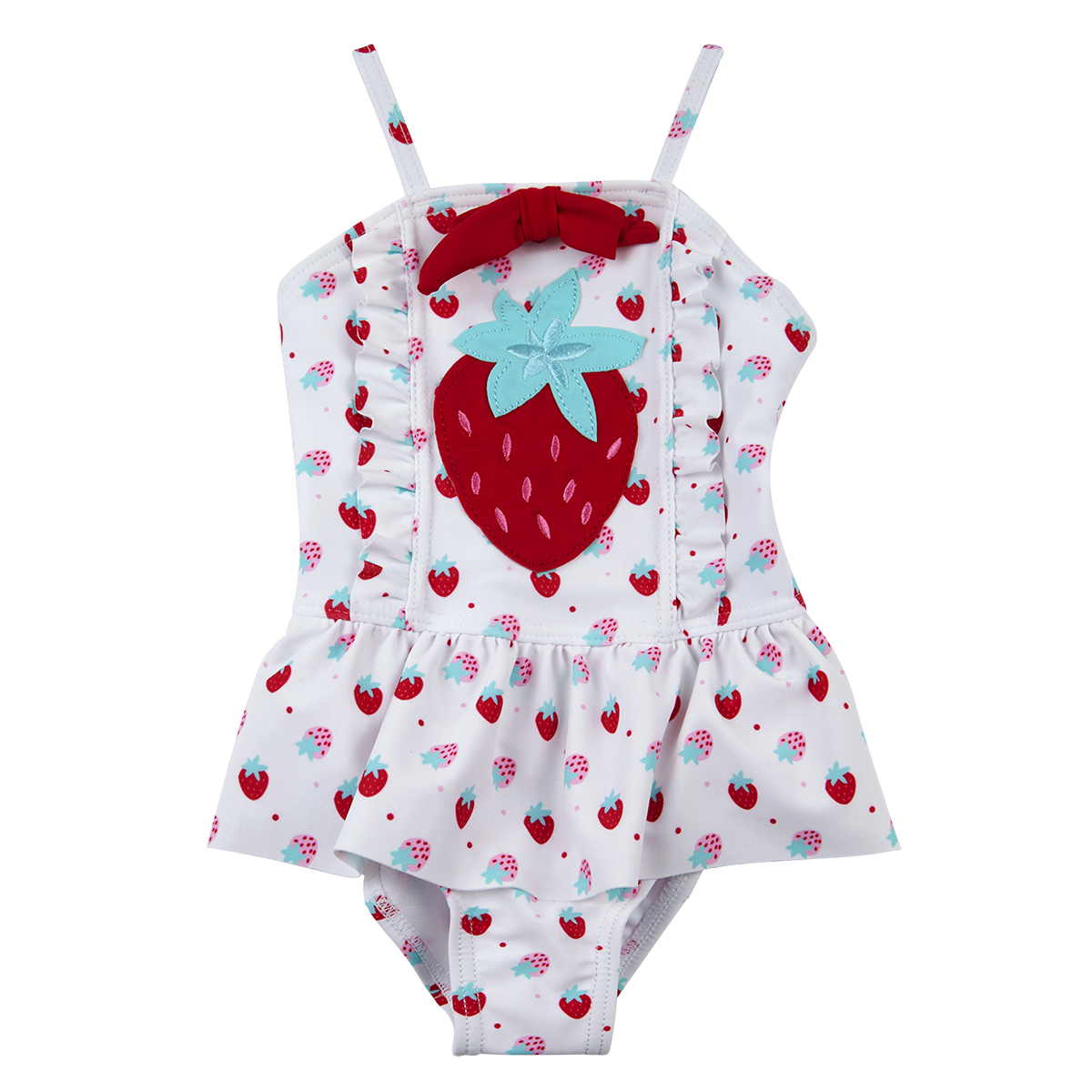 Baby Girls Novelty Character Swimming Costume Dress Size  3-24 months