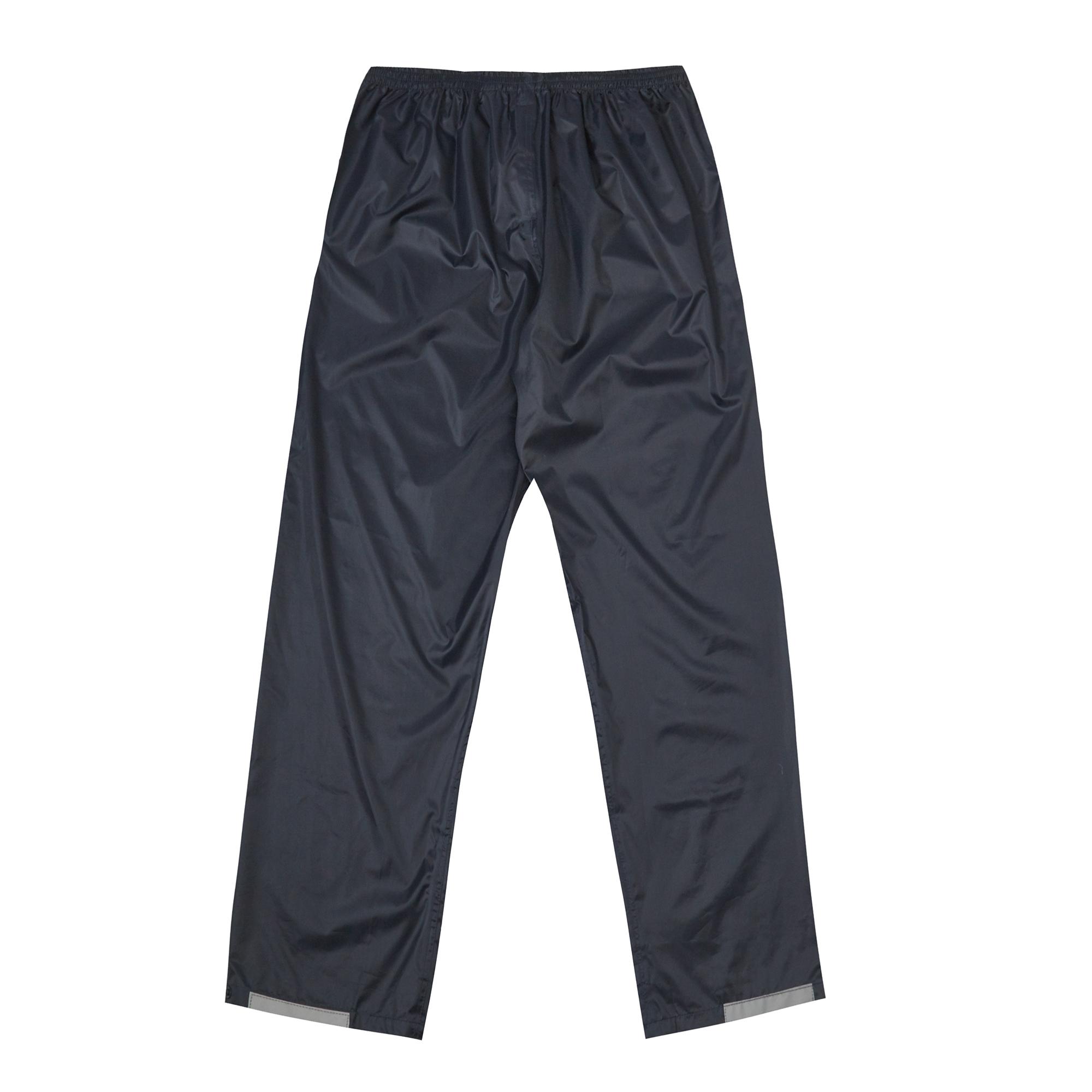 Mens-Waterproof-Water-Rain-Resitant-Pants-Bottoms-Overtrousers-Motorbike-S-XXL miniatuur 8