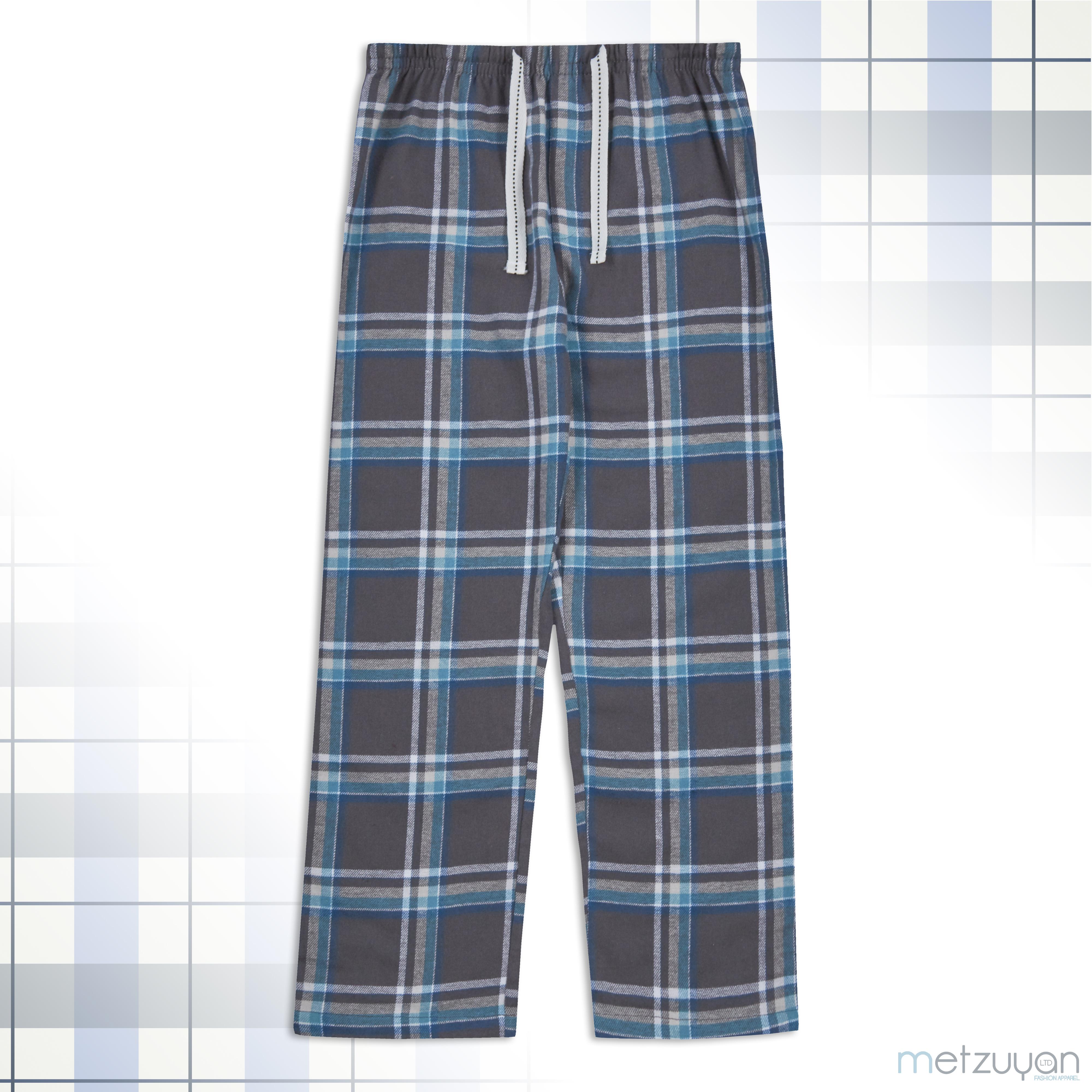 Childrens Boys Microfleece Pyjama Lounge Wear Set Warm Long Sleeve UK 7-13 Years