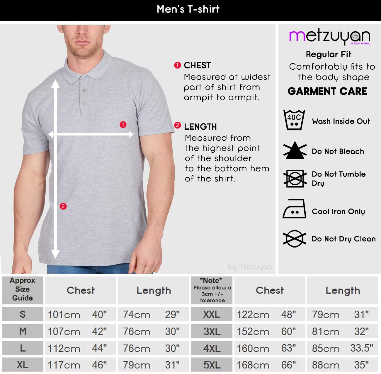 Mens-Classic-Polo-Top-Plus-Size-T-Shirt-Plain-Shirt-Big-And-Tall-Short-Sleeve thumbnail 11