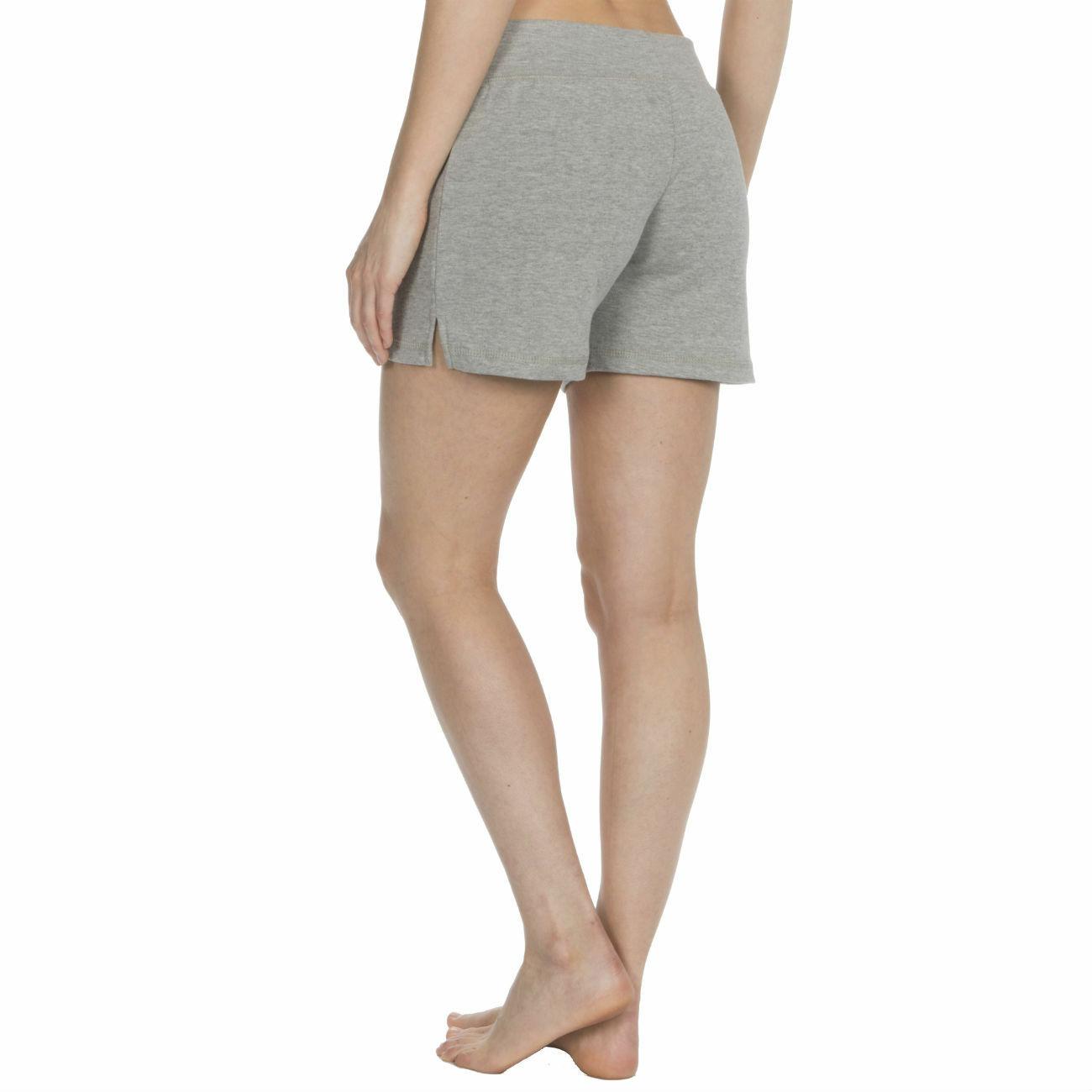 Womens-Cotton-Jersey-Shorts-Elastic-Waist-Summer-Beach-Casual-Yoga-Hot-Pants-New thumbnail 9