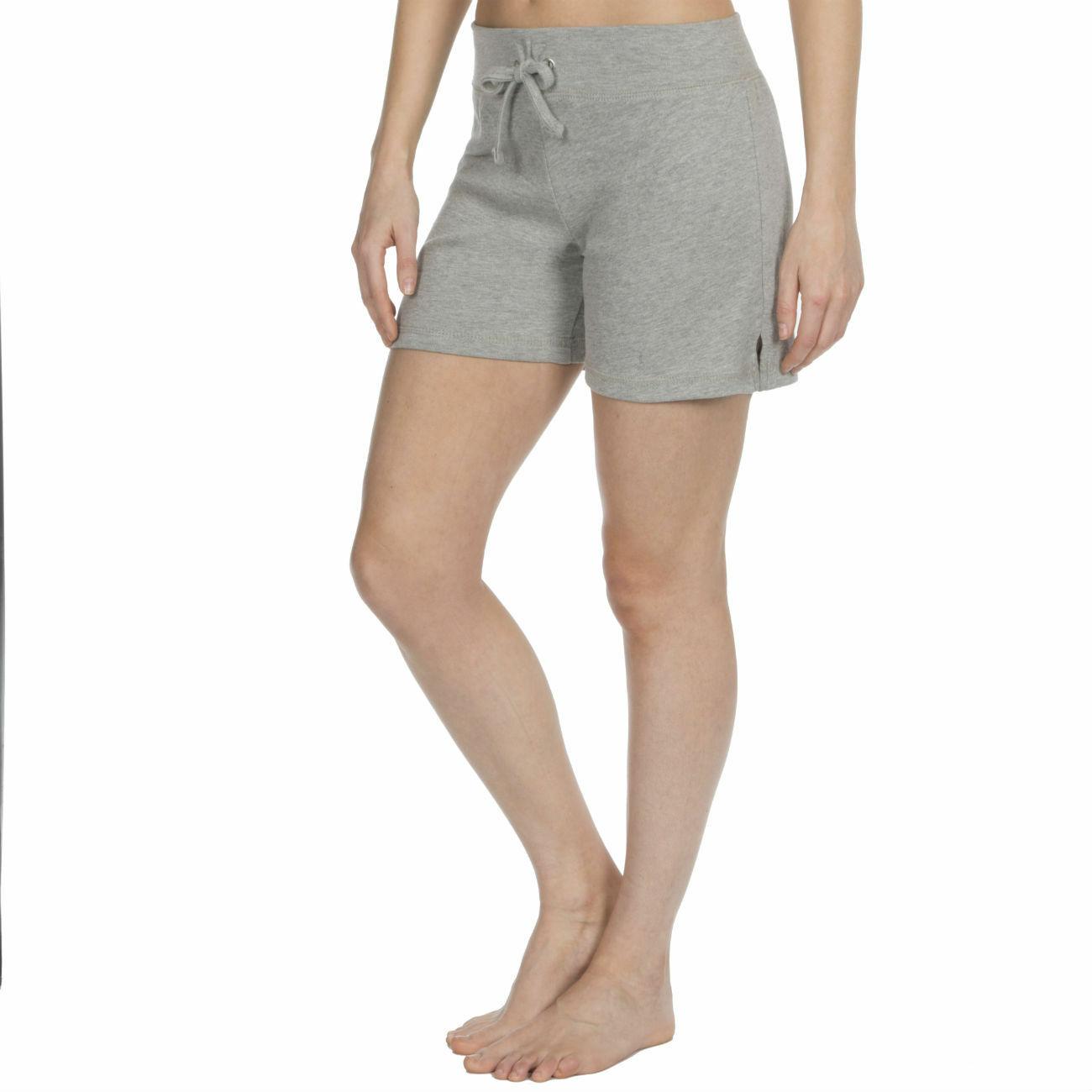 Womens-Cotton-Jersey-Shorts-Elastic-Waist-Summer-Beach-Casual-Yoga-Hot-Pants-New thumbnail 8