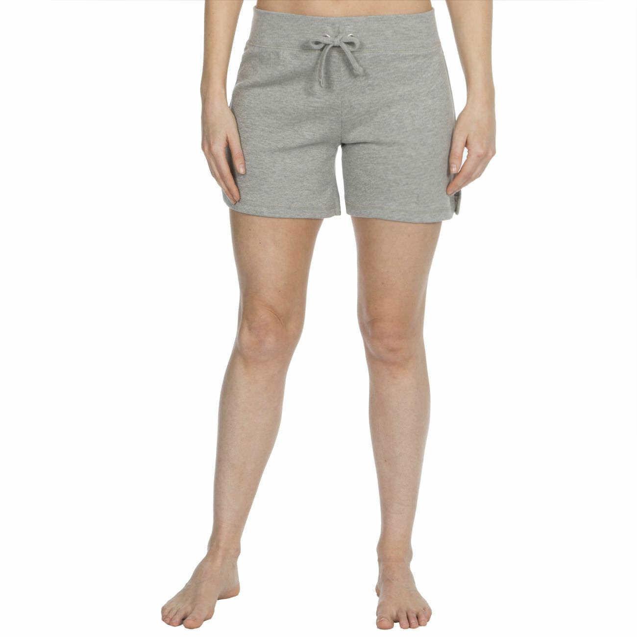 Womens-Cotton-Jersey-Shorts-Elastic-Waist-Summer-Beach-Casual-Yoga-Hot-Pants-New thumbnail 7