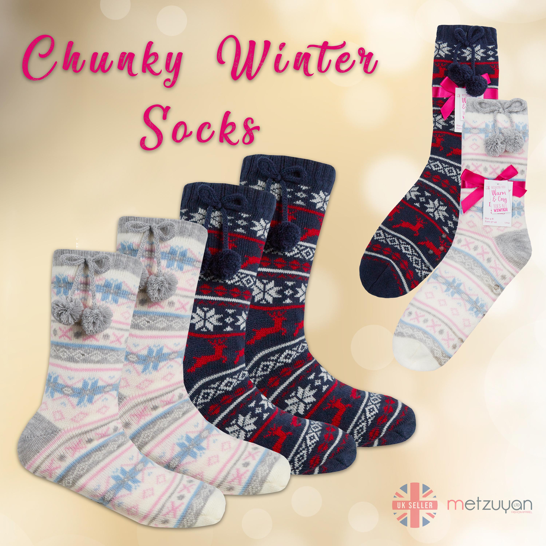 Girls Slipper Socks Lounge Bed Grippers Gift Stocking Filler