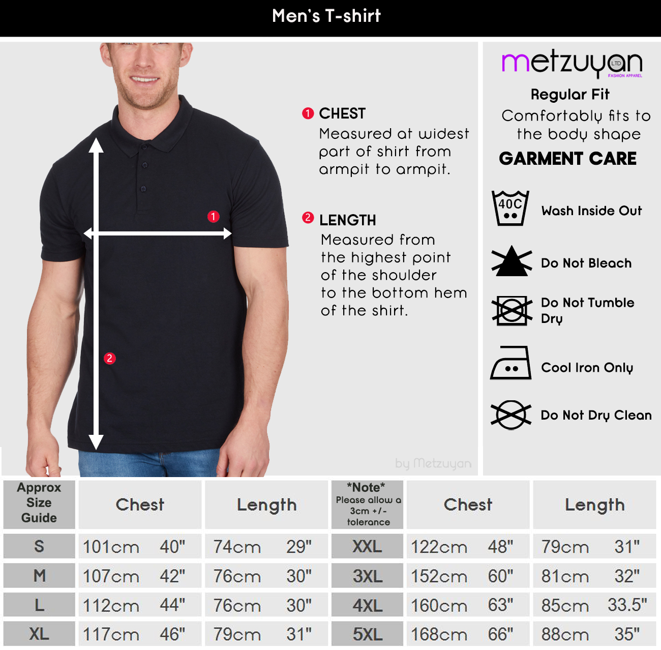 Mens-Classic-Polo-Top-Plus-Size-T-Shirt-Plain-Shirt-Big-And-Tall-Short-Sleeve thumbnail 16