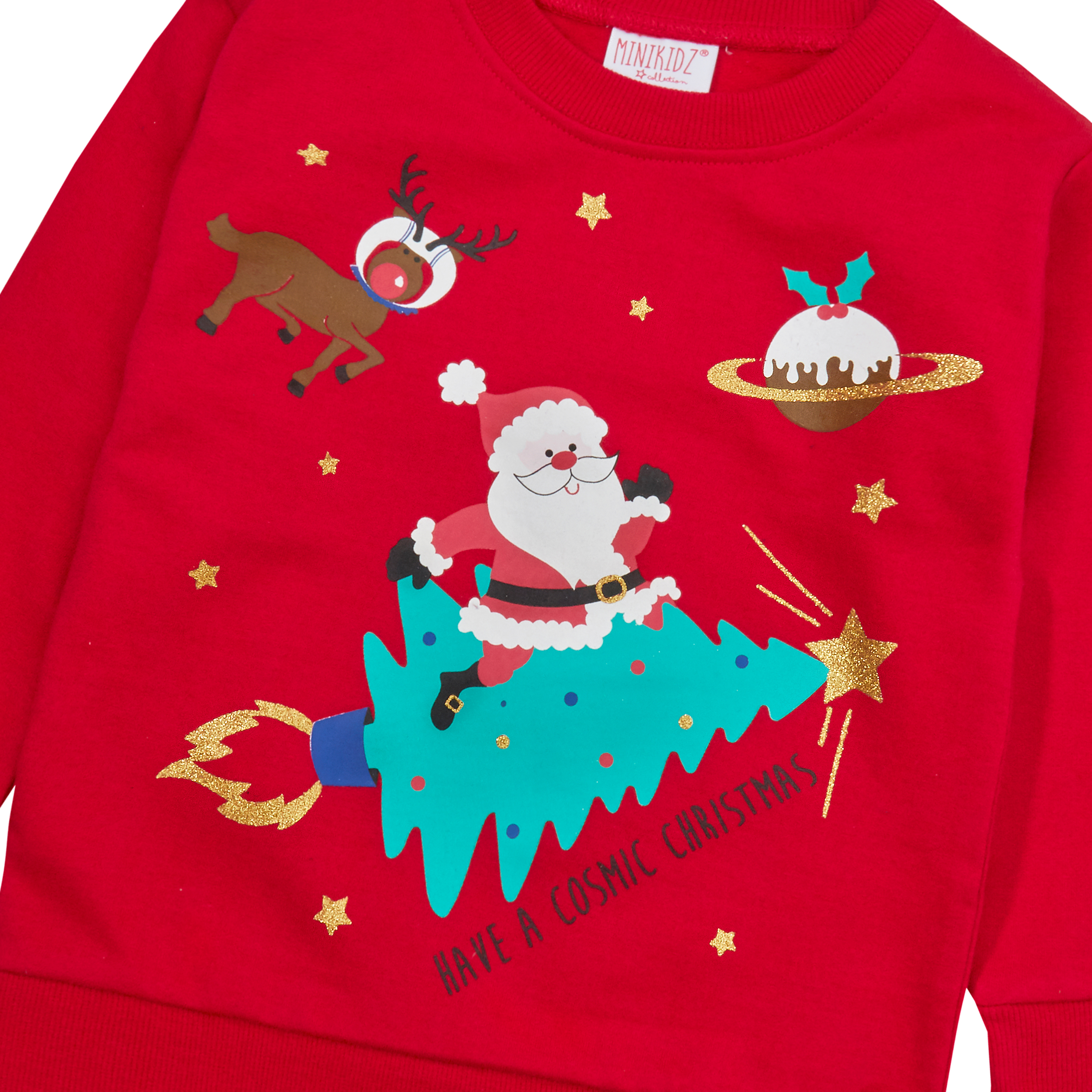 Guess What Boys Girls Pullover Sweaters Crewneck Sweatshirts Clothes for 2-6 Years Old Children