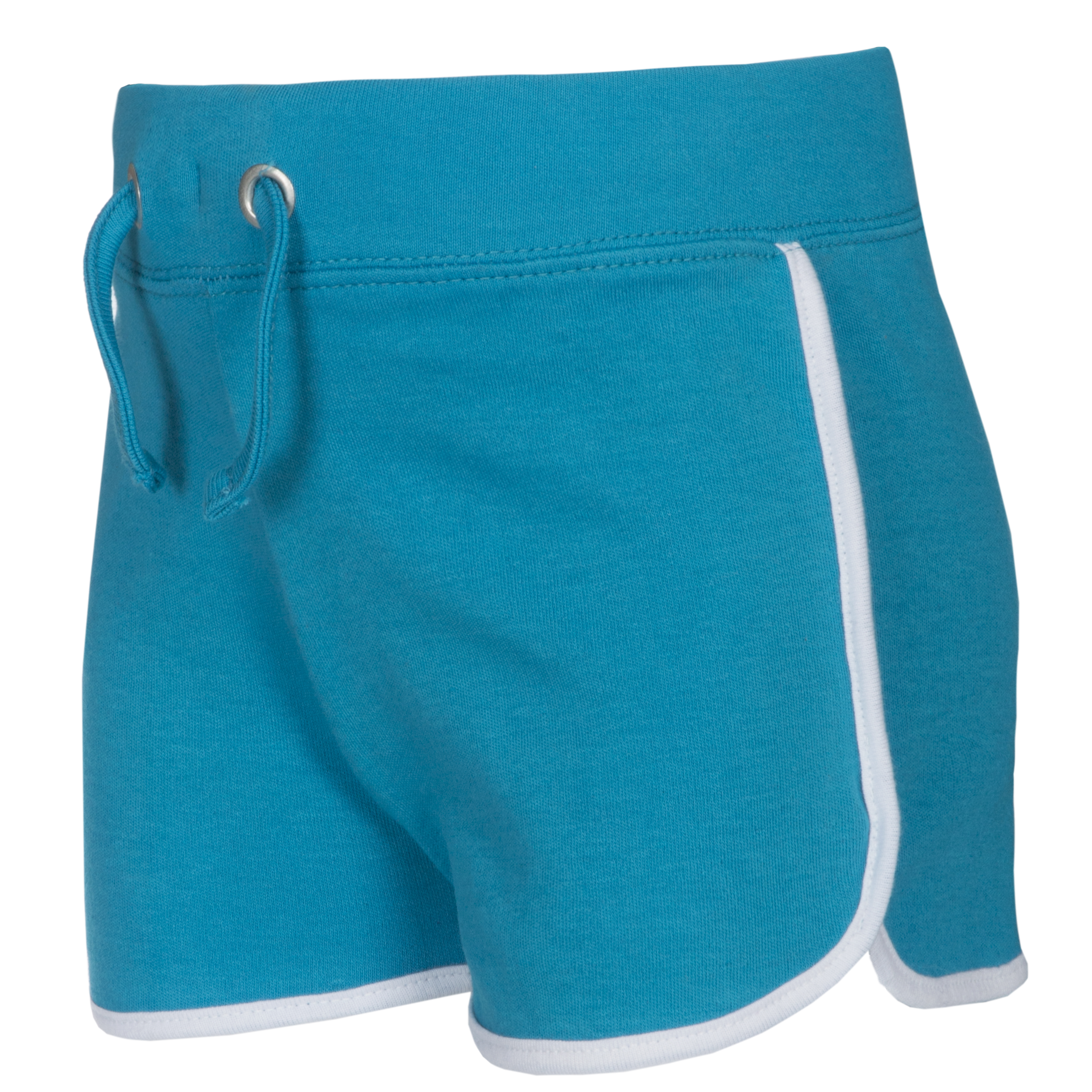 Girls Holiday Summer 100/% Cotton Jersey Shorts Bottoms Hotpants PE Age 7-8 Years