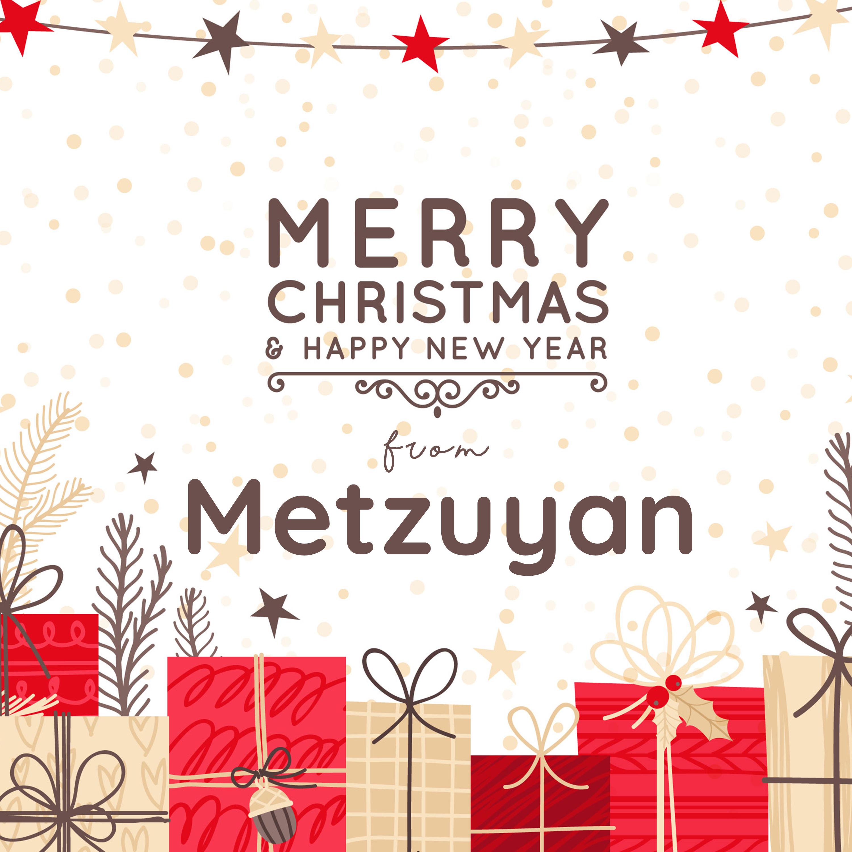 METZUYAN Childrens Girls Christmas Socks Cotton Rich Xmas Reindeer Penguin