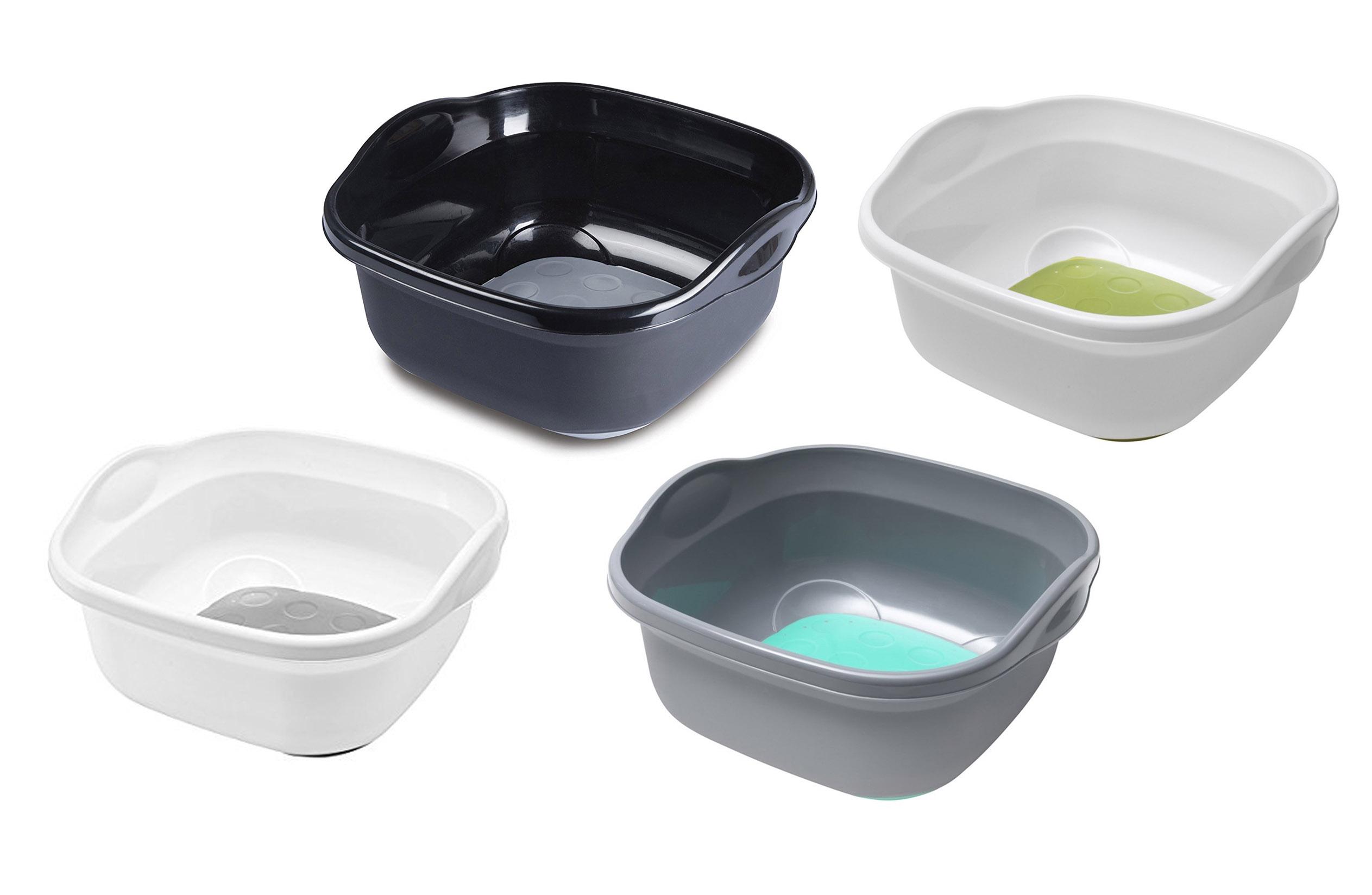 Addis Soft Touch Washing Up Bowl Two Tone Premium Range Pick Your ...