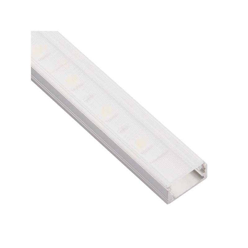 1 meter xl aluminium channel for led strip light cover pvc profile 1 meter xl aluminium channel for led strip light cover pvc profile slim diffuser mozeypictures Images