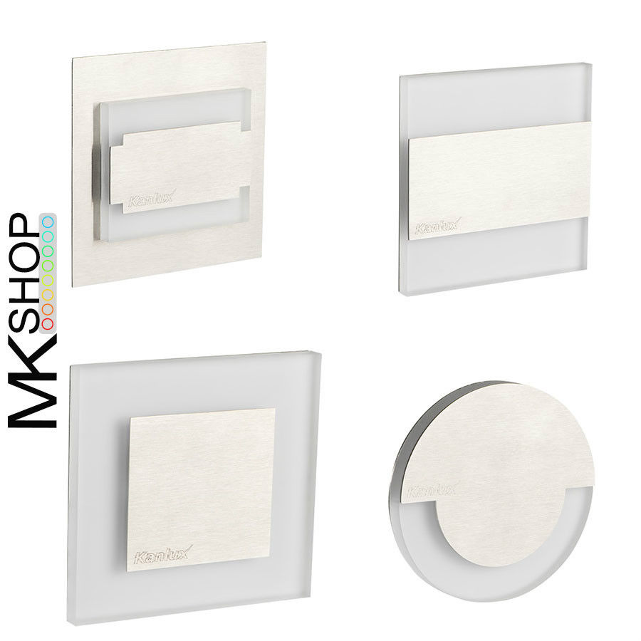 Decorative 12v led fitting spot light recessed stage stair wall kanlux staircase ebay - Decorative led wall lights ...
