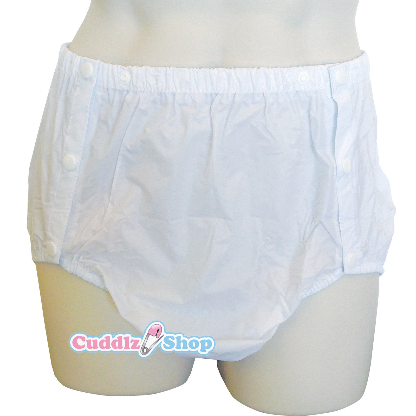 from Jackson adult size plastic pants