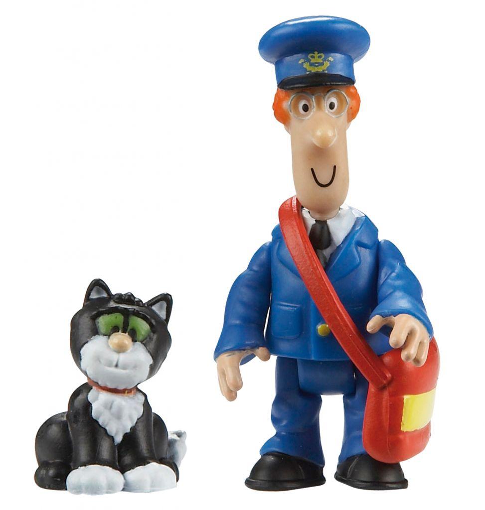 Post Man Pat Toys 50