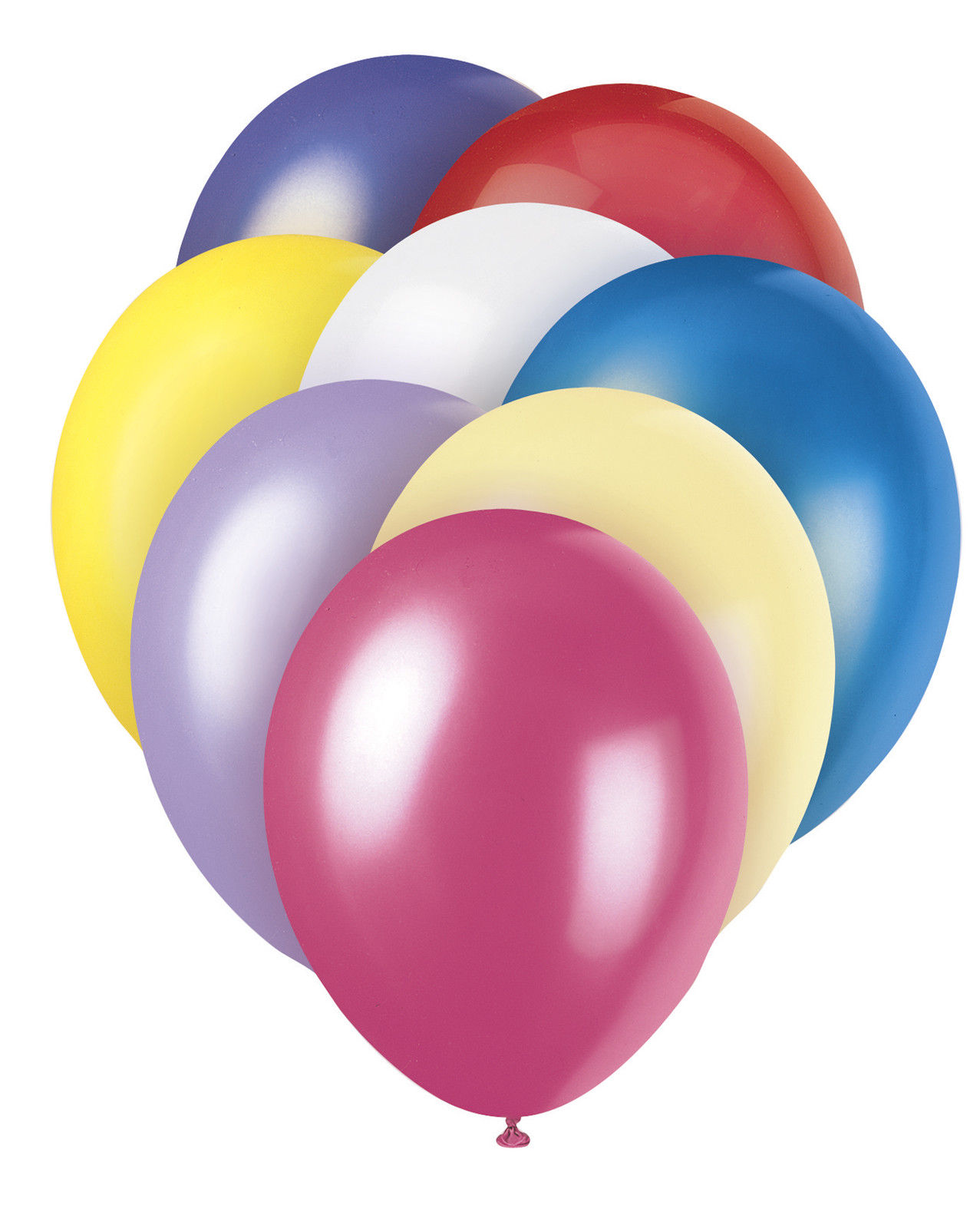 Quality Latex Helium Assorted Colour Balloons Balloon Party Wedding Air Birthday