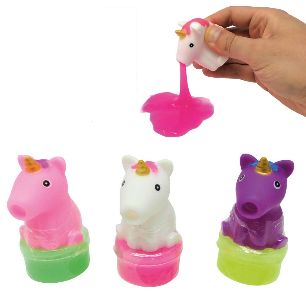 Pinata Toy Loot//Party Bag Fillers Kids Gift Present Putty Unicorn Slime Sucker