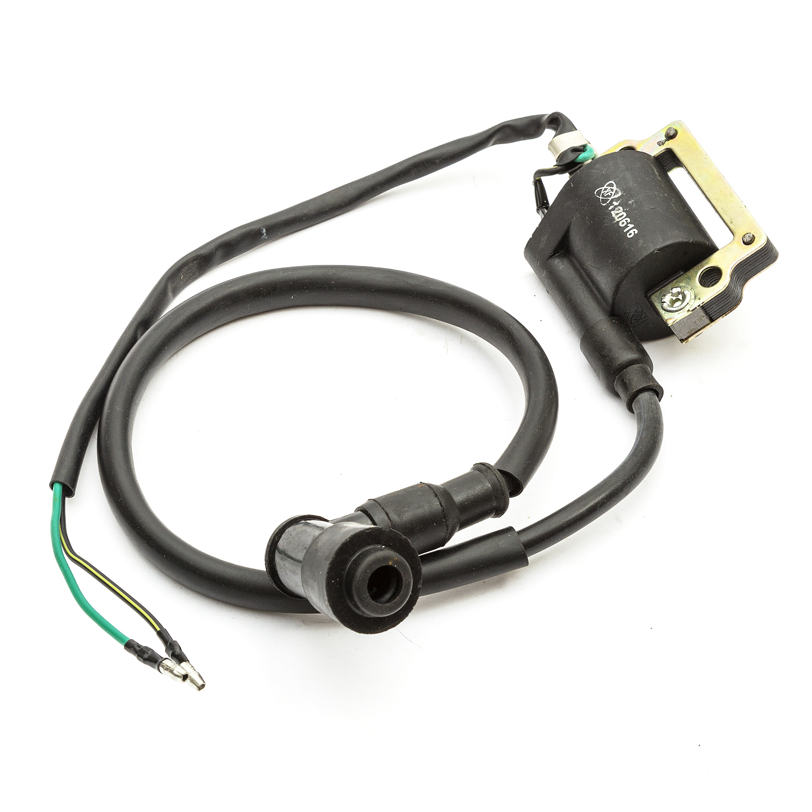Details about Pit Dirt Bike Ignition Coil Chinese Quad Bike ATV HT Lead  Spark Plug Stator CDI