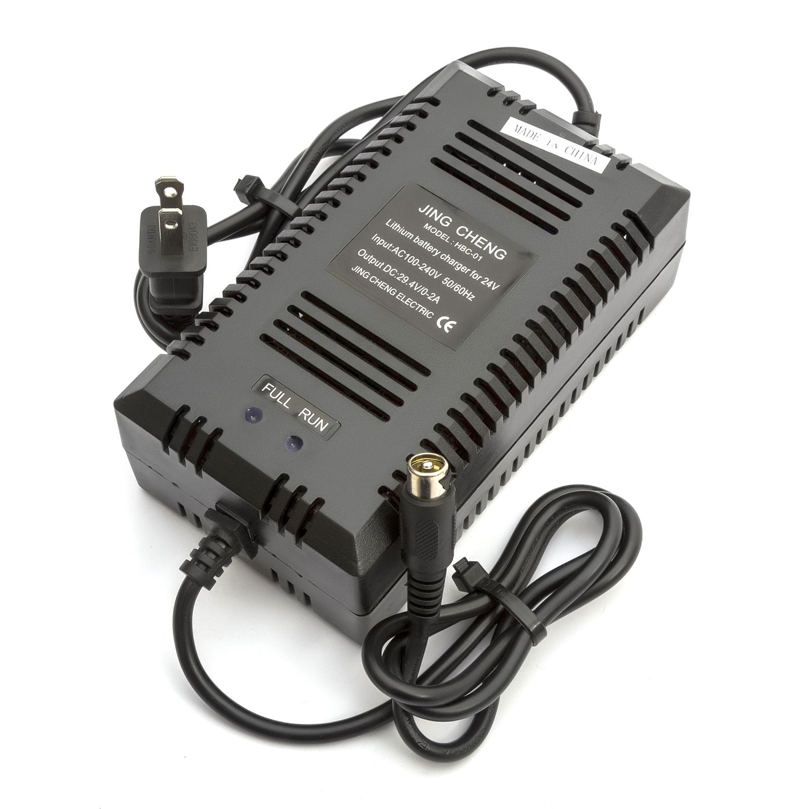 24v lithium battery ladeger t 24 volt 2am p elektroroller. Black Bedroom Furniture Sets. Home Design Ideas