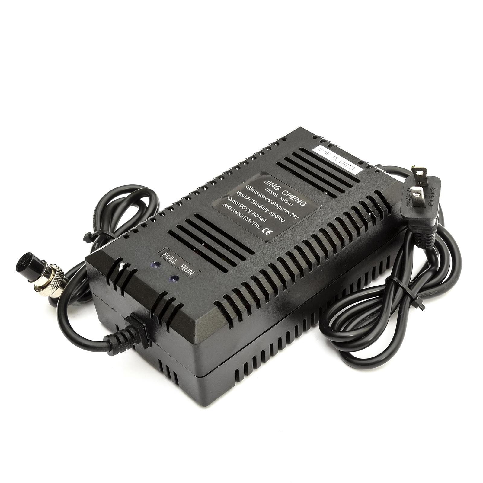 24v Usa Electric Scooter Battery Charger Razor E90 E100