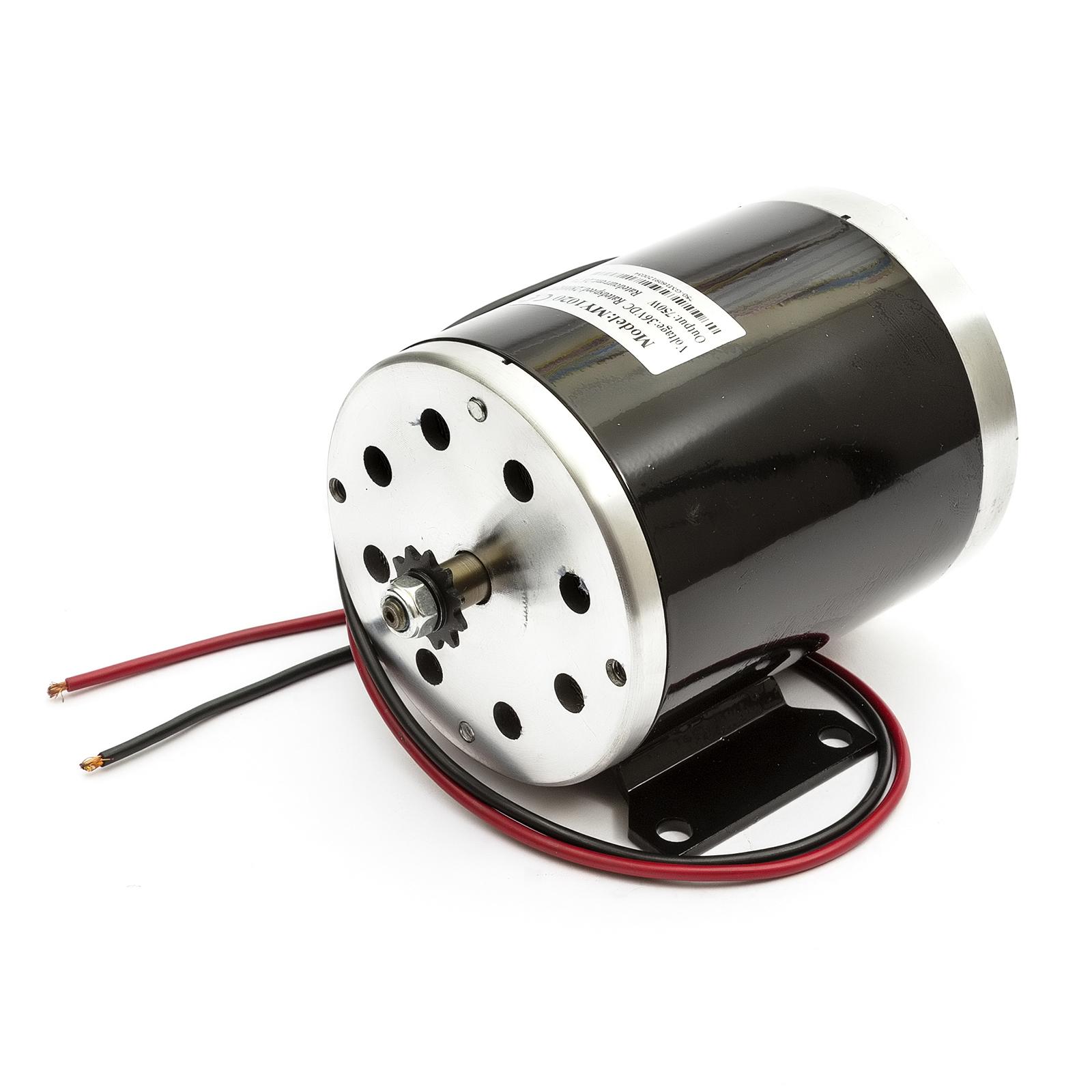 HMParts E Scooter RC Elektro Motor mit Halter 48V 500W MY1020