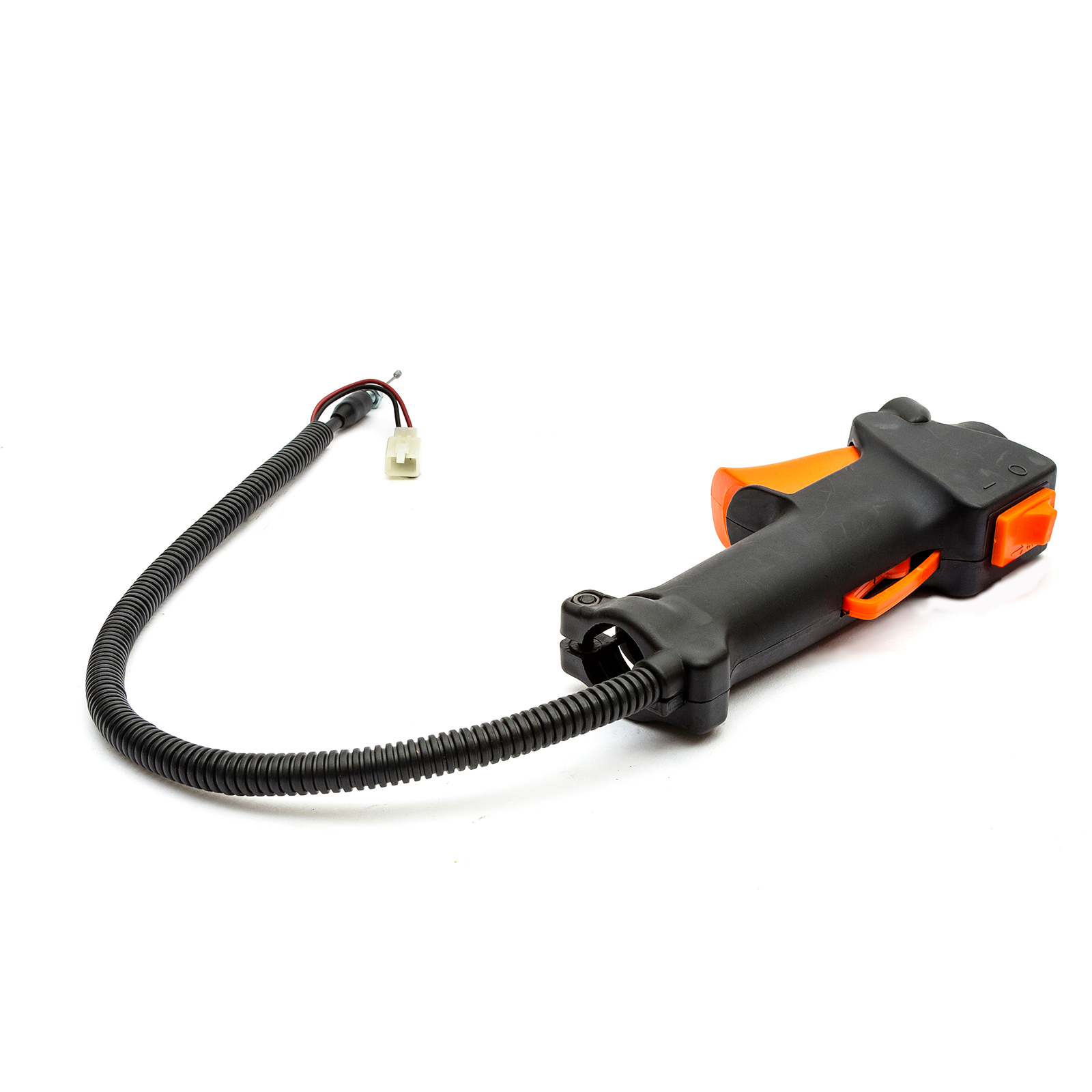 Mutitool Gas Throttle Cable Handle Kill Switch Strimmer