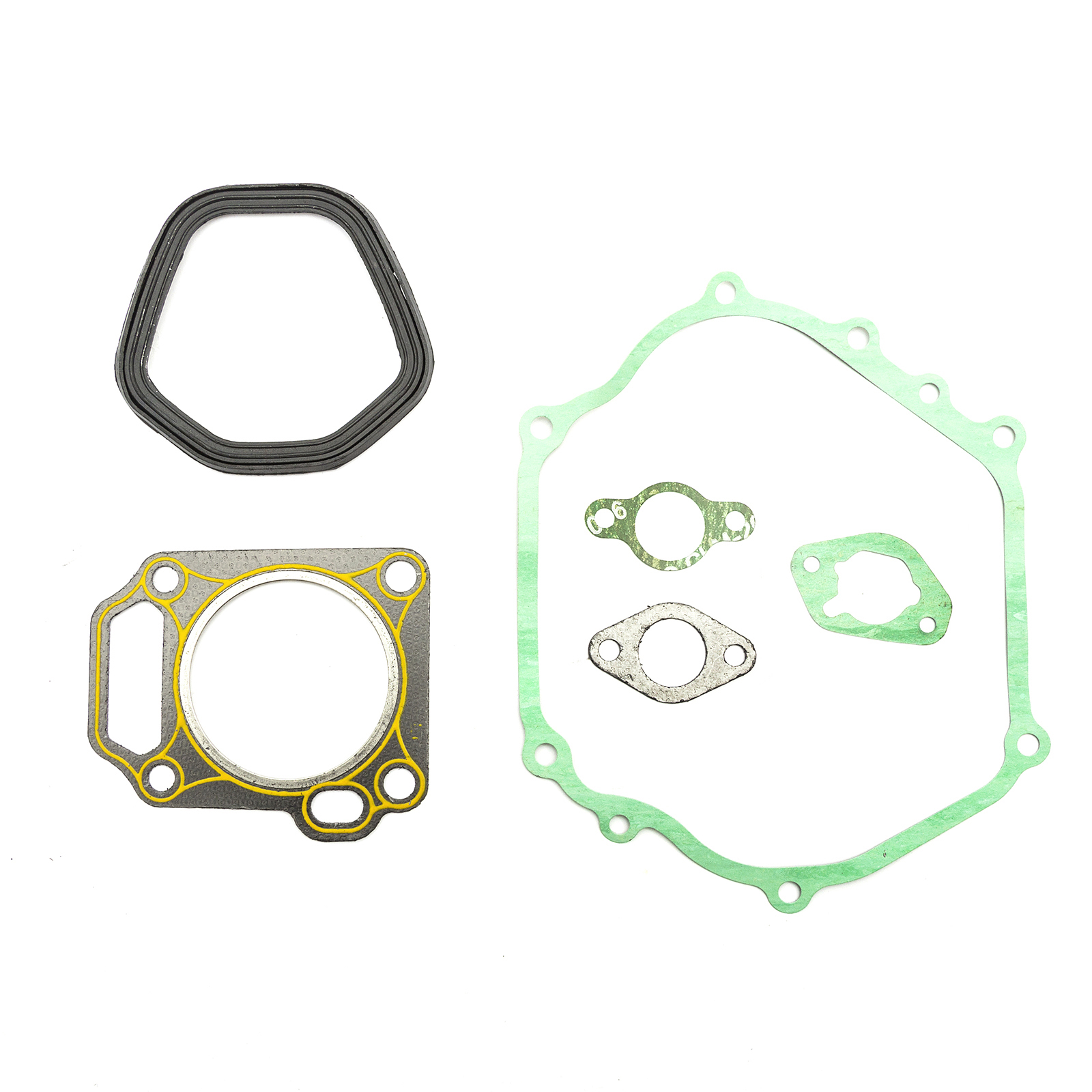 Complete Gasket Set Fits Honda GX270 Engine GoKarts Non Genuine Piston Kit