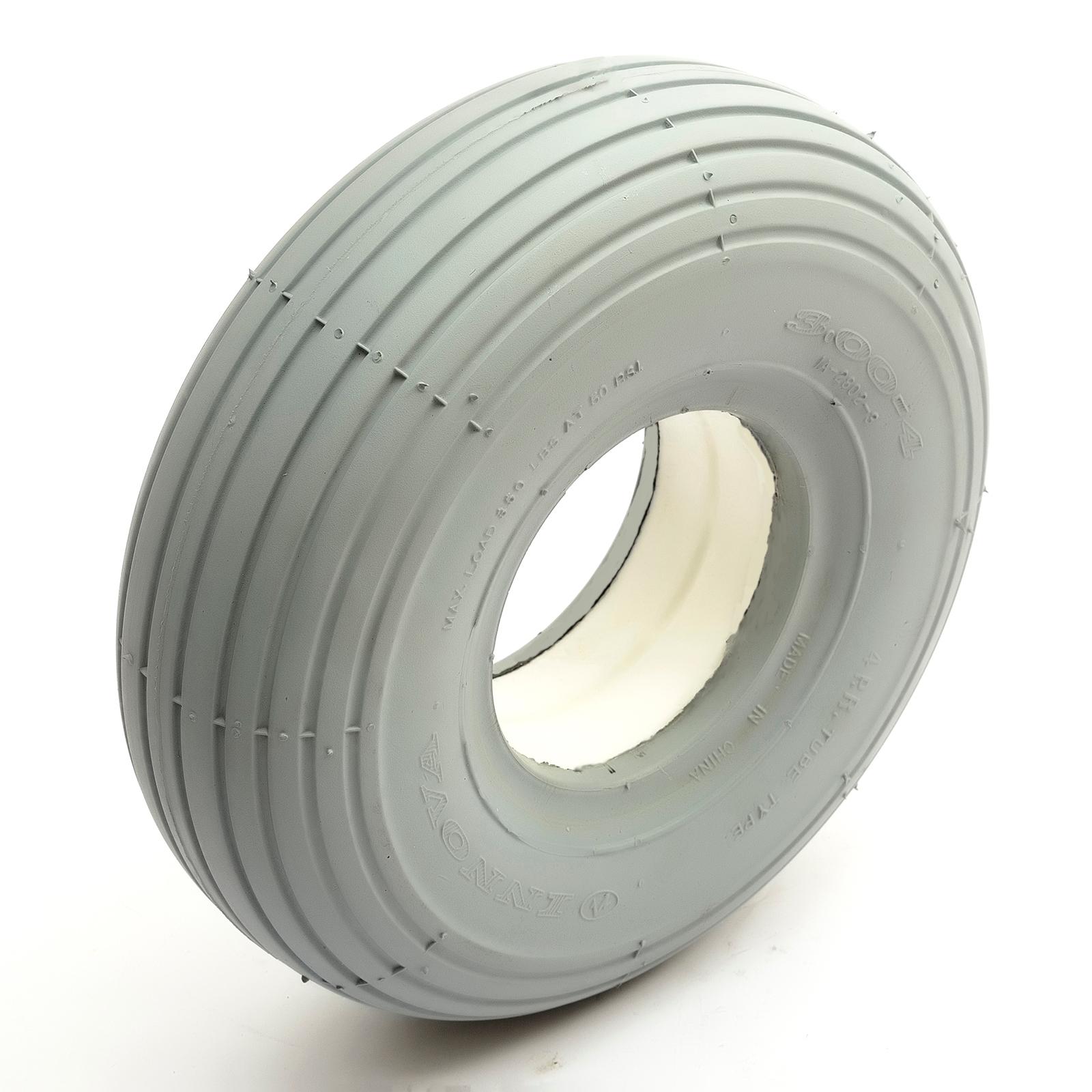 20 mm caoutchouc pneus en Gris-Neuf
