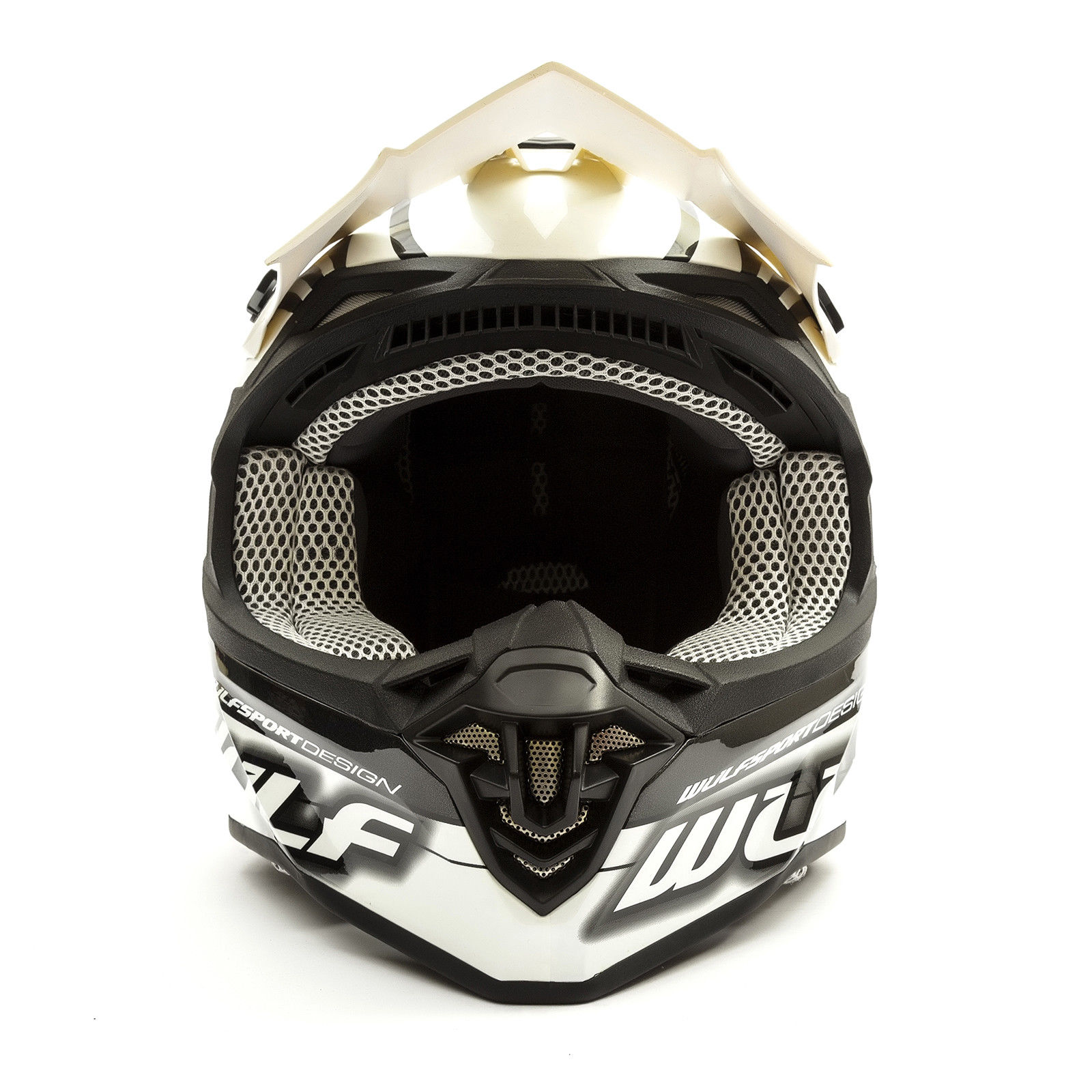 Wulfsport-Adult-Sceptre-Helmets-Motocross-Pitbike-Motorbike-Off-Road-Racing-ATV thumbnail 62