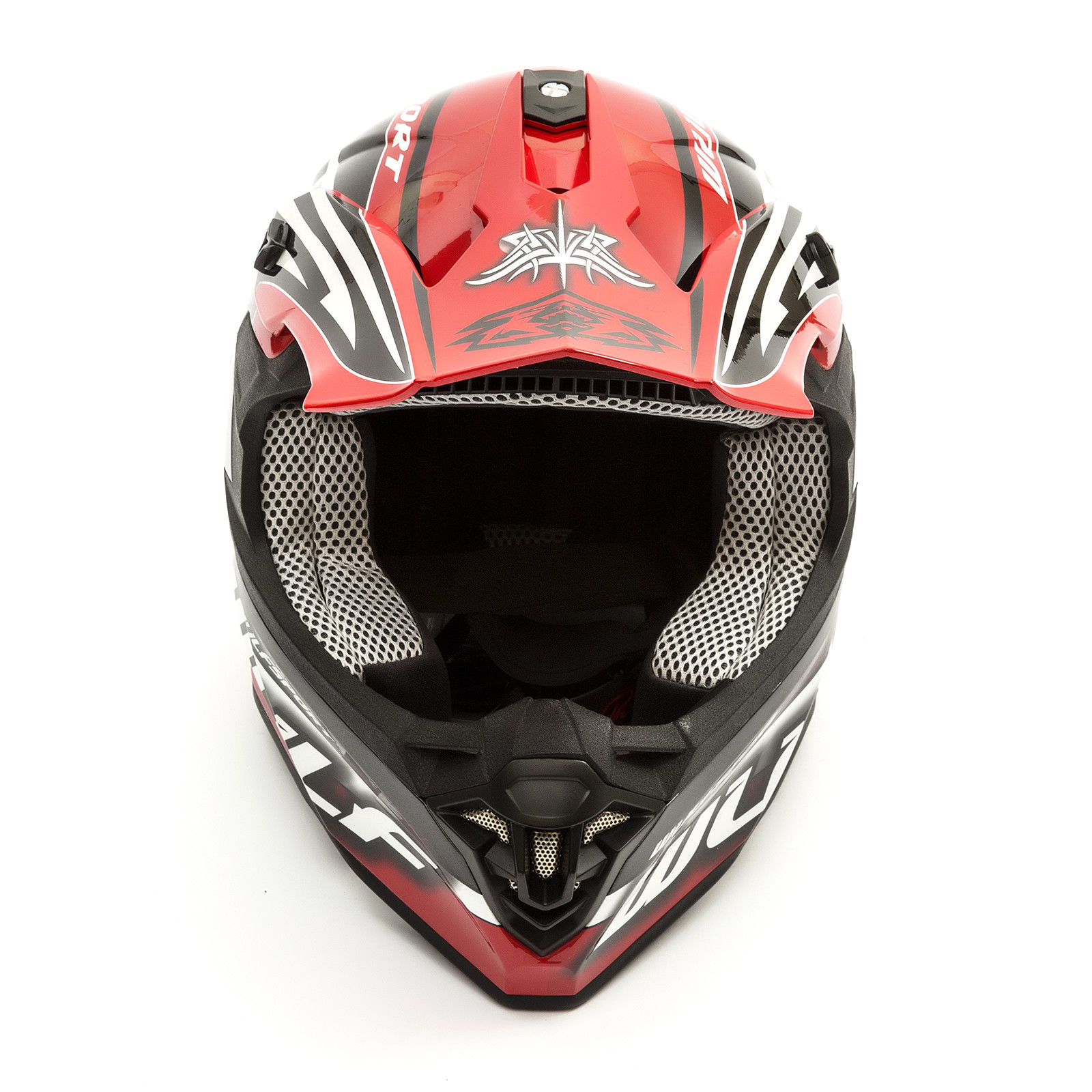 Wulfsport-Adult-Sceptre-Helmets-Motocross-Pitbike-Motorbike-Off-Road-Racing-ATV thumbnail 34