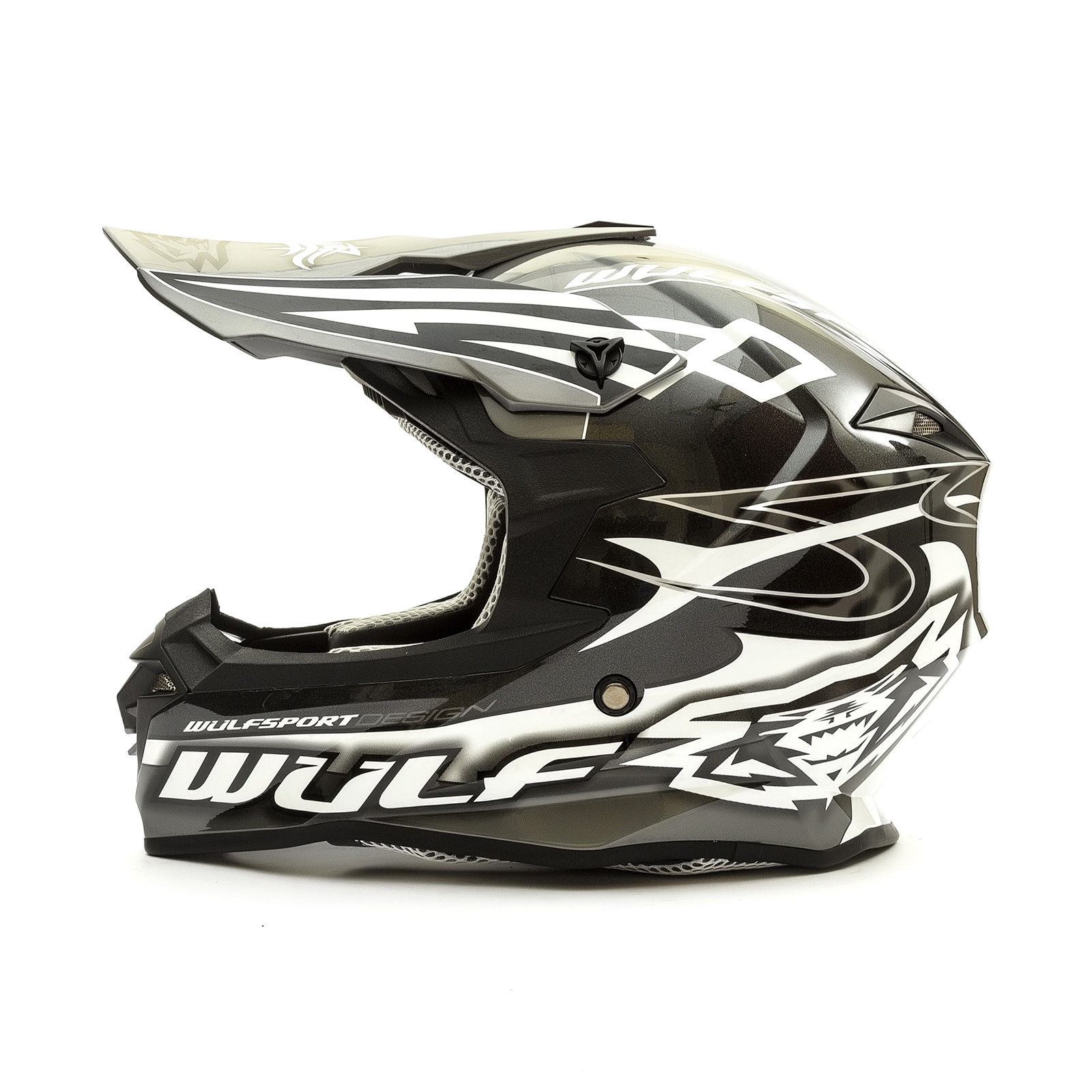 Wulfsport-Adult-Sceptre-Helmets-Motocross-Pitbike-Motorbike-Off-Road-Racing-ATV thumbnail 11