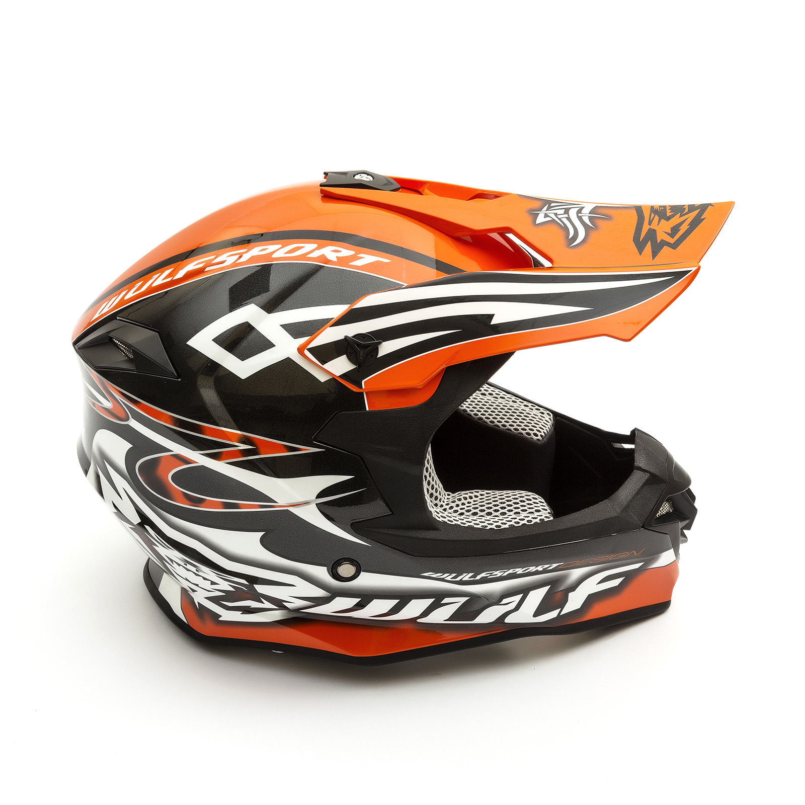 Wulfsport-Adult-Sceptre-Helmets-Motocross-Pitbike-Motorbike-Off-Road-Racing-ATV thumbnail 80