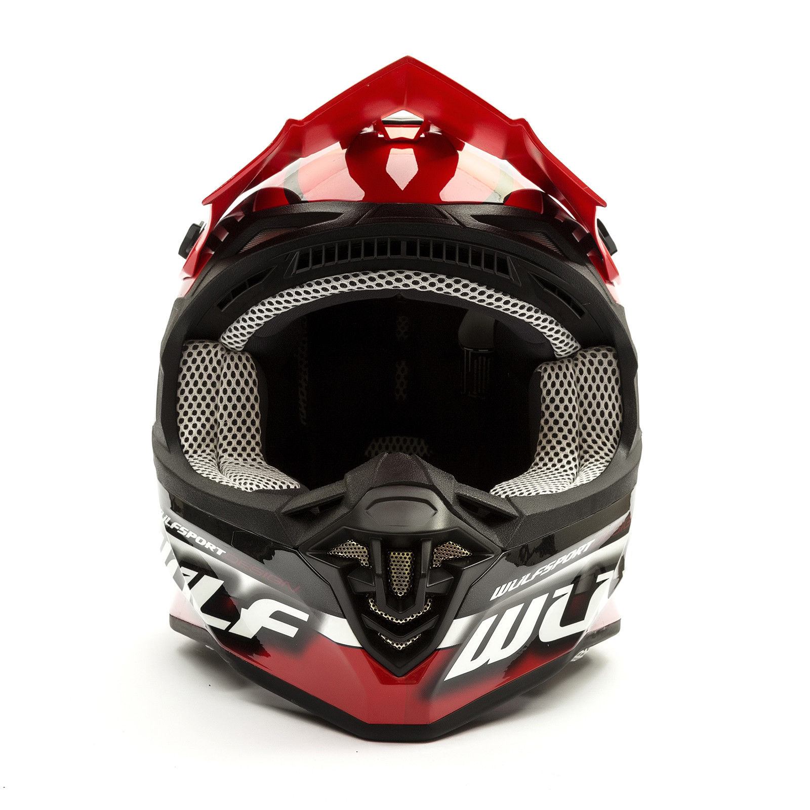 Wulfsport-Adult-Sceptre-Helmets-Motocross-Pitbike-Motorbike-Off-Road-Racing-ATV thumbnail 38